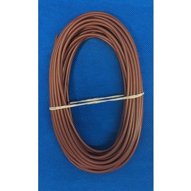 Cable-Engineer 2,5mm2 - FLRY-B kabel - 10 meter - Bruin