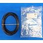 Cable-Engineer FLRY-B kabel 4,0mm2 - flexibele voertuigkabel - 10 meter Kleur Zwart