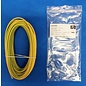 Cable-Engineer FLRY-B kabel 4,0mm2 - flexibele voertuigkabel - 10 meter Kleur Geel/Groen