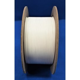 Cable-Engineer 0,50mm2 - FLRY-B kabel - 100m. Kleur Wit