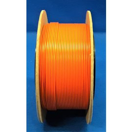 Cable-Engineer 0,75mm2 - FLRY-B kabel  - 100m.  Kleur Oranje