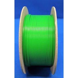 Cable-Engineer 1,0mm2 - FLRY-B kabel  - 100meter  Kleur Groen