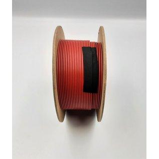 Cable-Engineer FLRY-B kabel 1,0mm2  voertuigkabel  op rol met 100m. Kleur ROOD