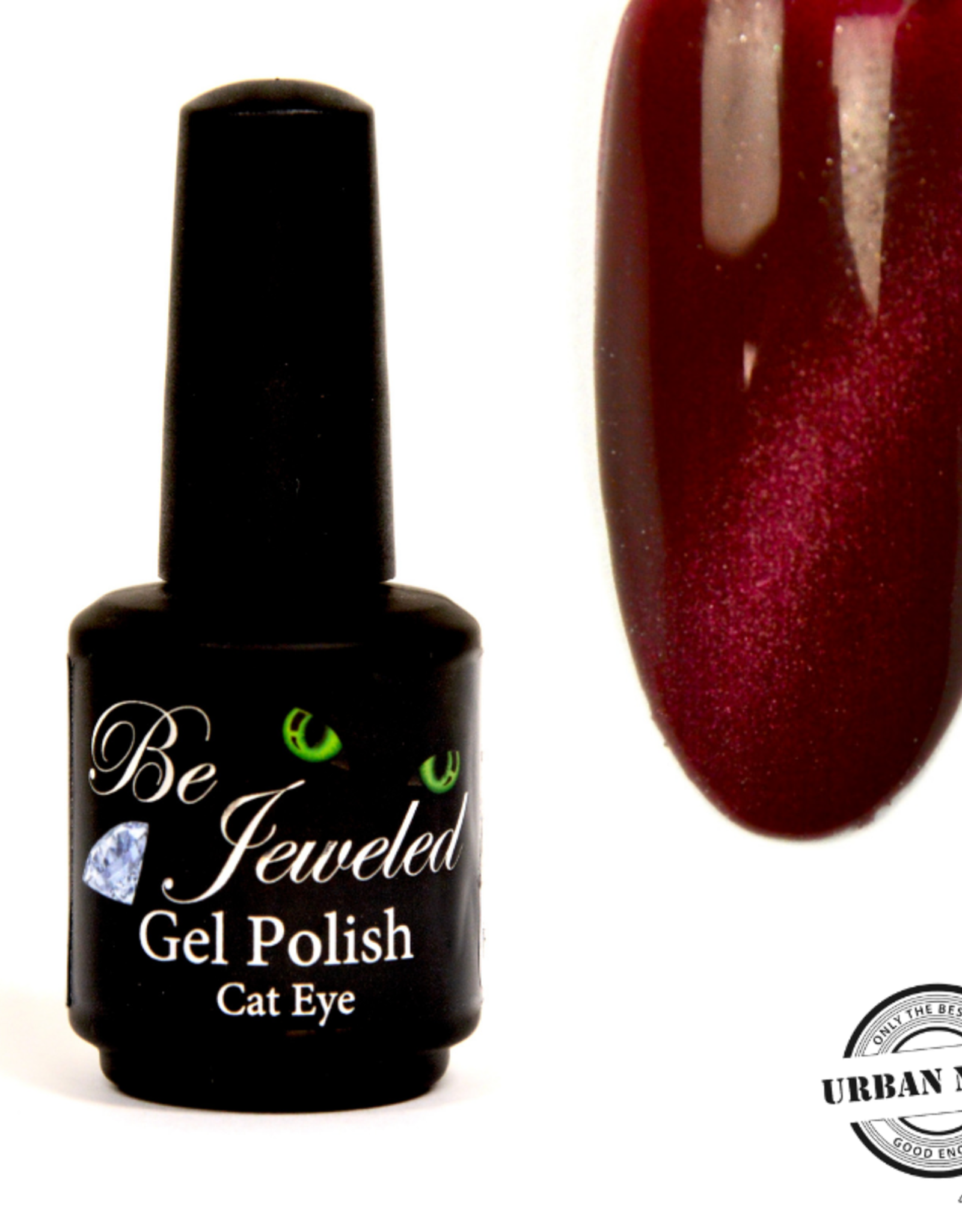 Urban Nails Be Jeweled Cateye 11