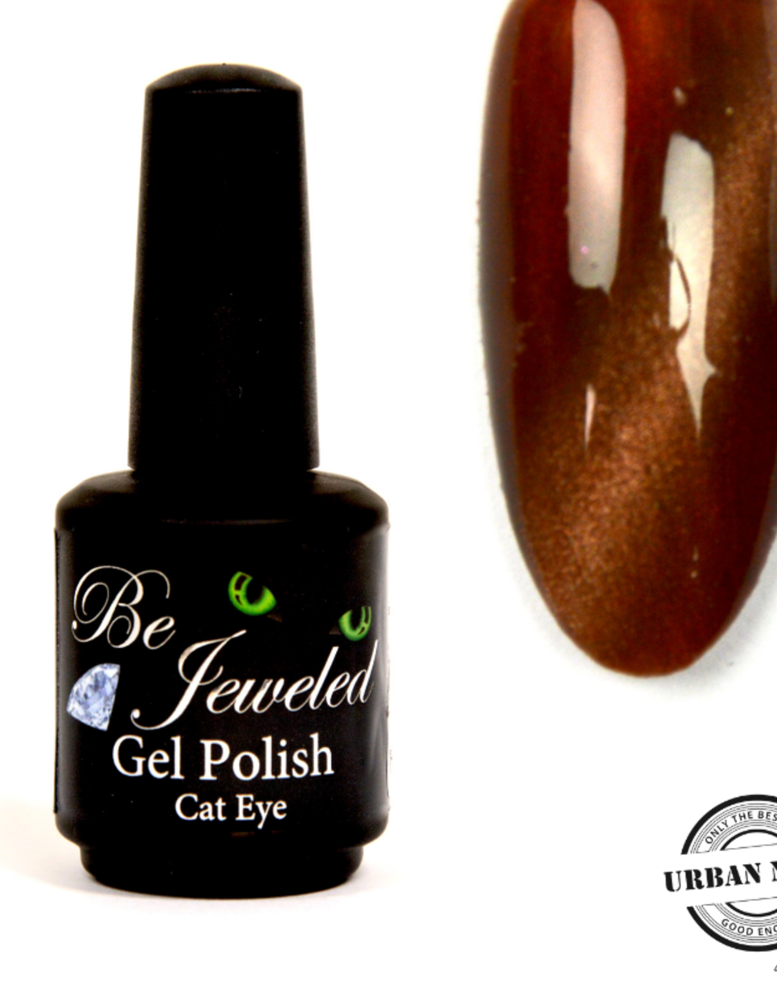 Urban Nails Be Jeweled Cateye 19