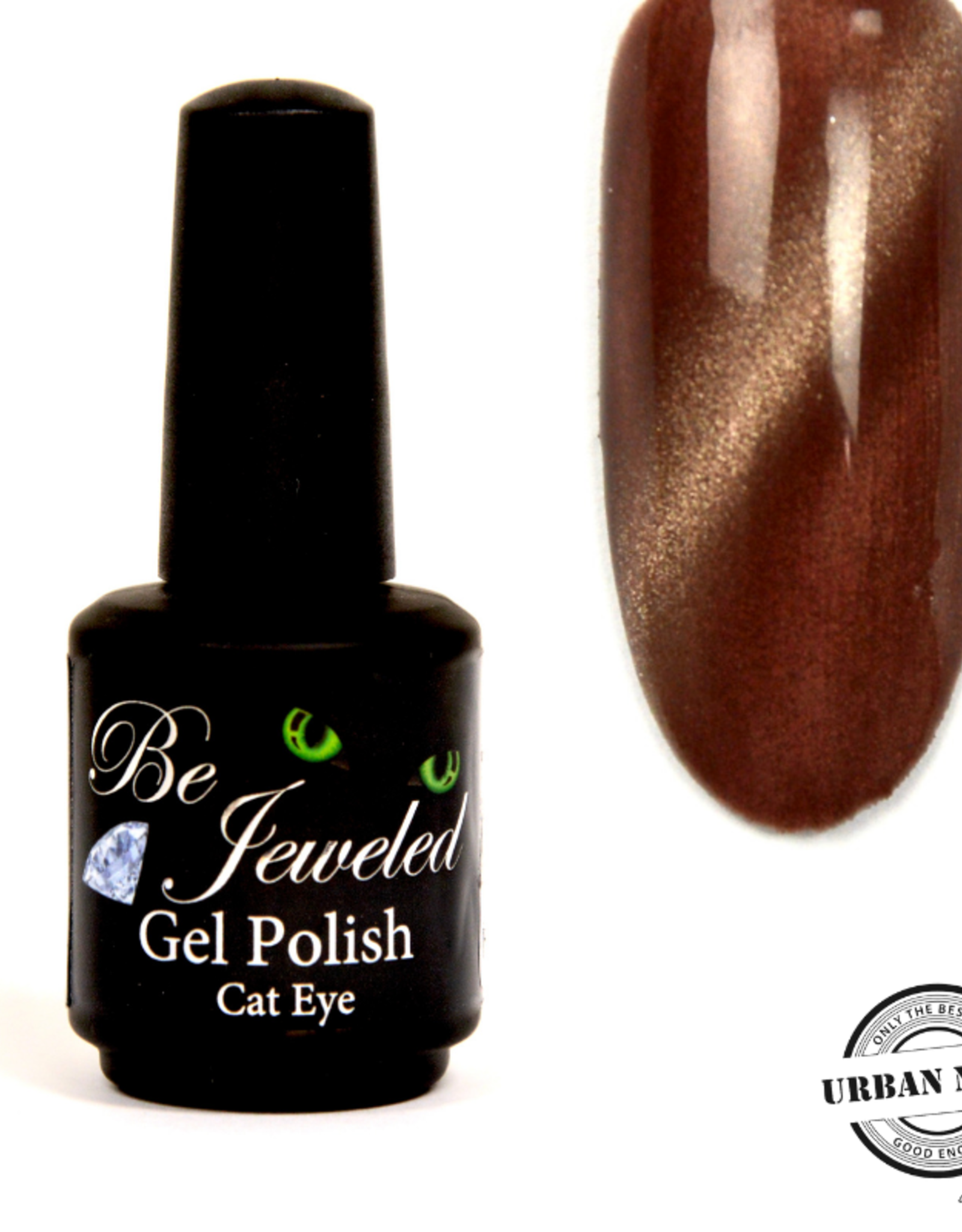 Urban Nails Be Jeweled Cateye 22