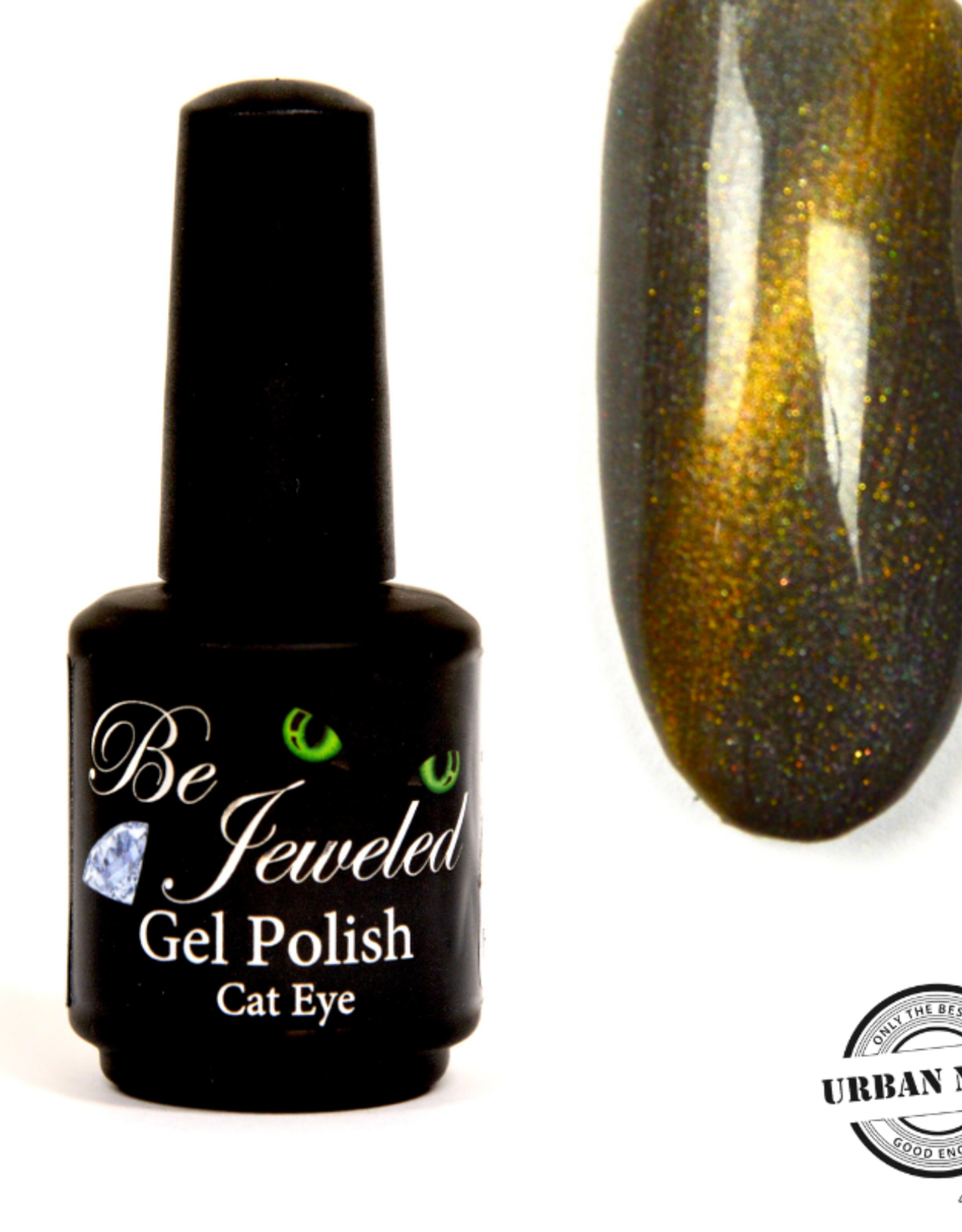 Urban Nails Be Jeweled Cateye 02