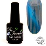 Urban Nails Be Jeweled Cateye 06 Blauw