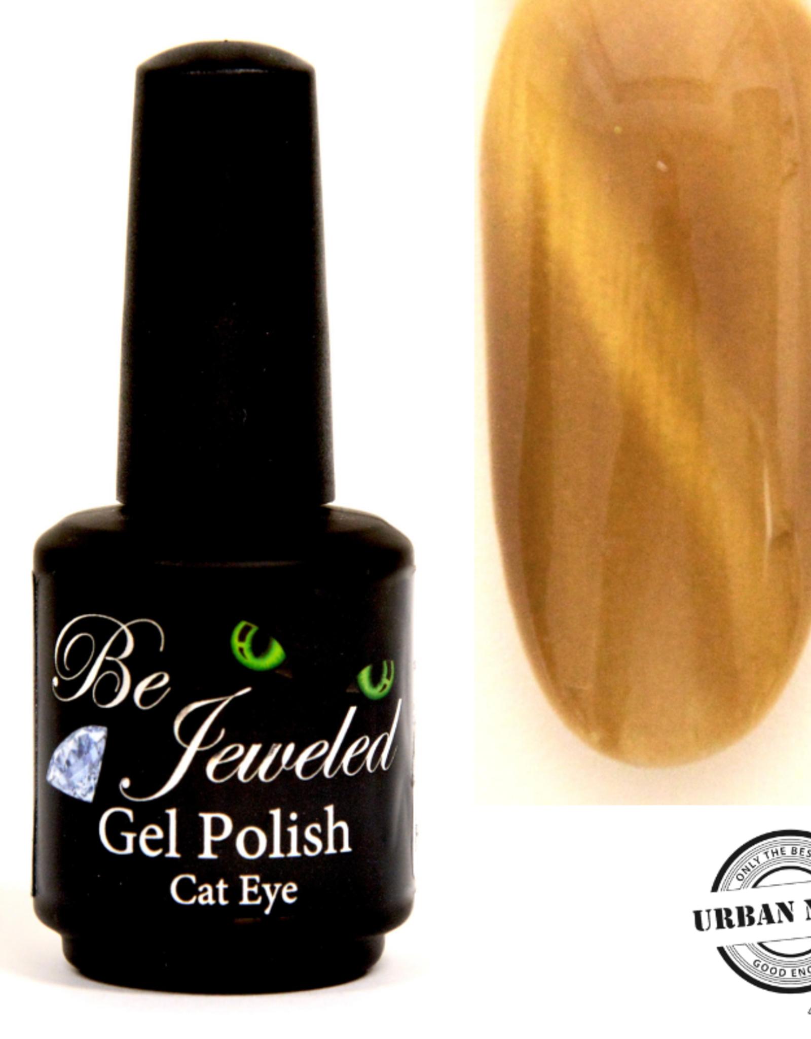 Urban Nails Be Jeweled Cateye 08 Goud