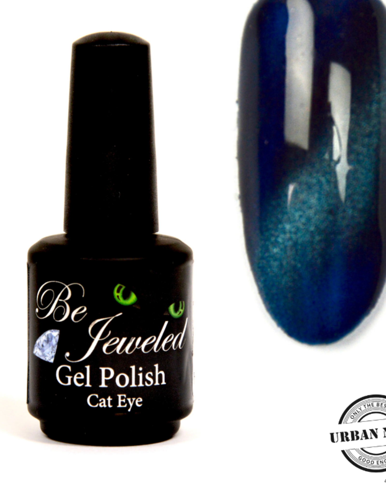 Urban Nails Be Jeweled Cateye 16