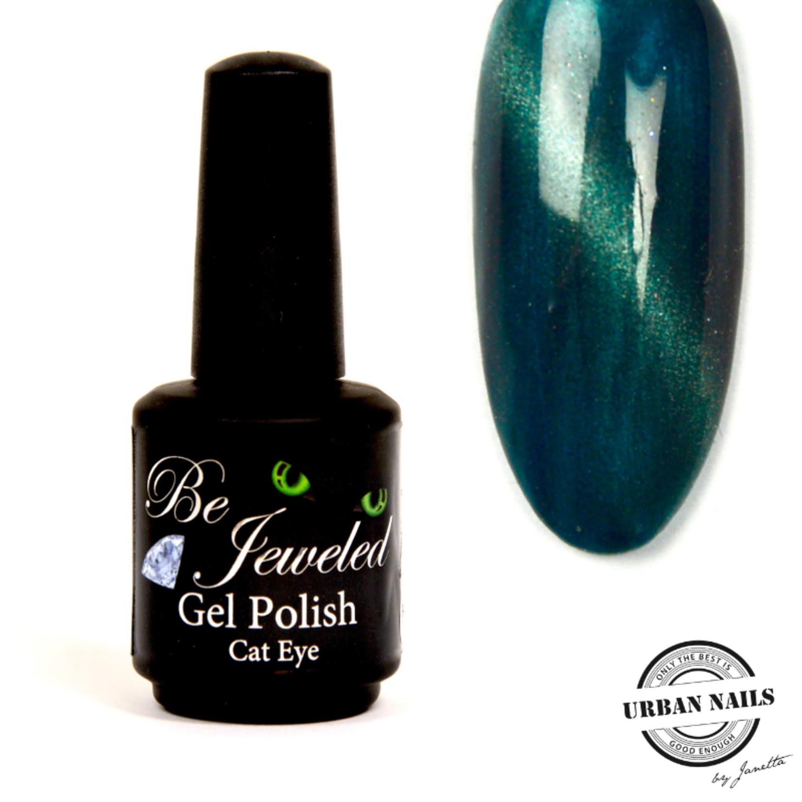 Urban Nails Be Jeweled Cateye 17 Groen