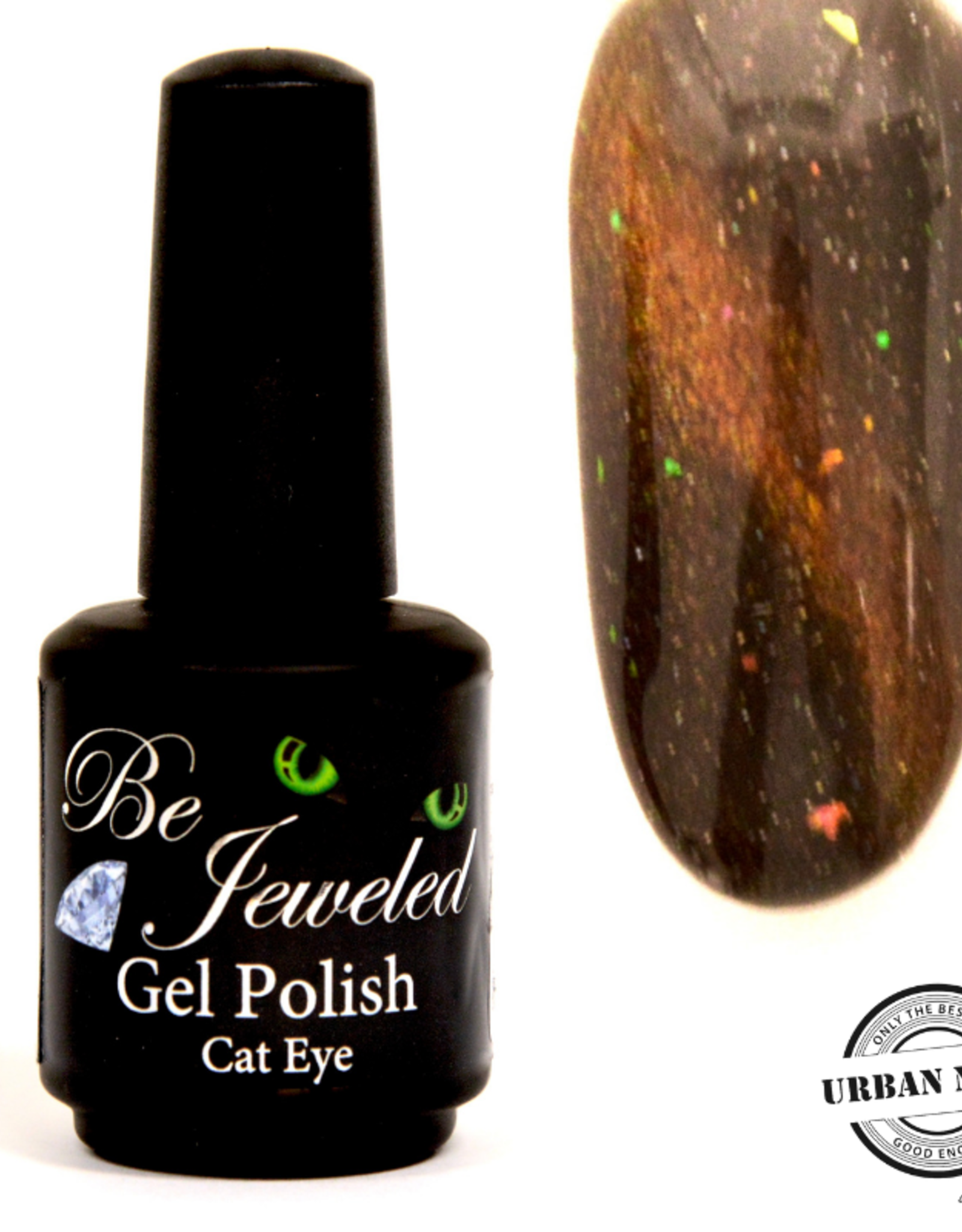 Urban Nails Be Jeweled Cateye 21