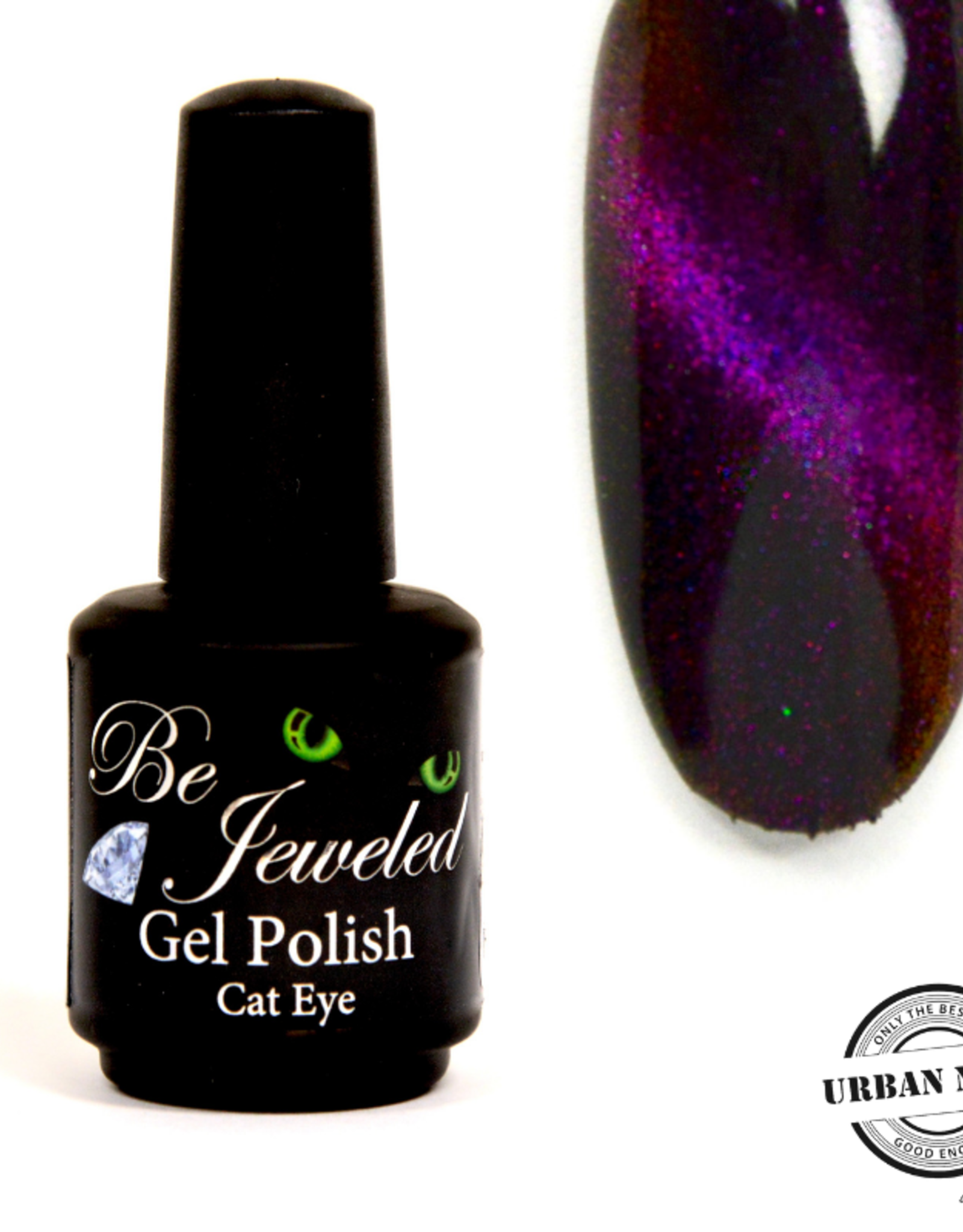 Urban Nails Be Jeweled Cateye 28