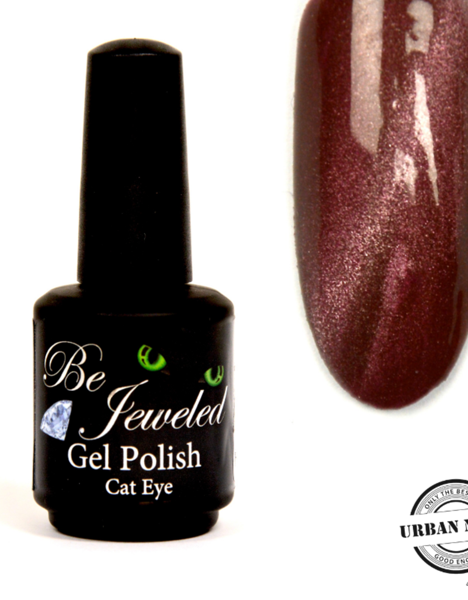 Urban Nails Be Jeweled Cateye 35