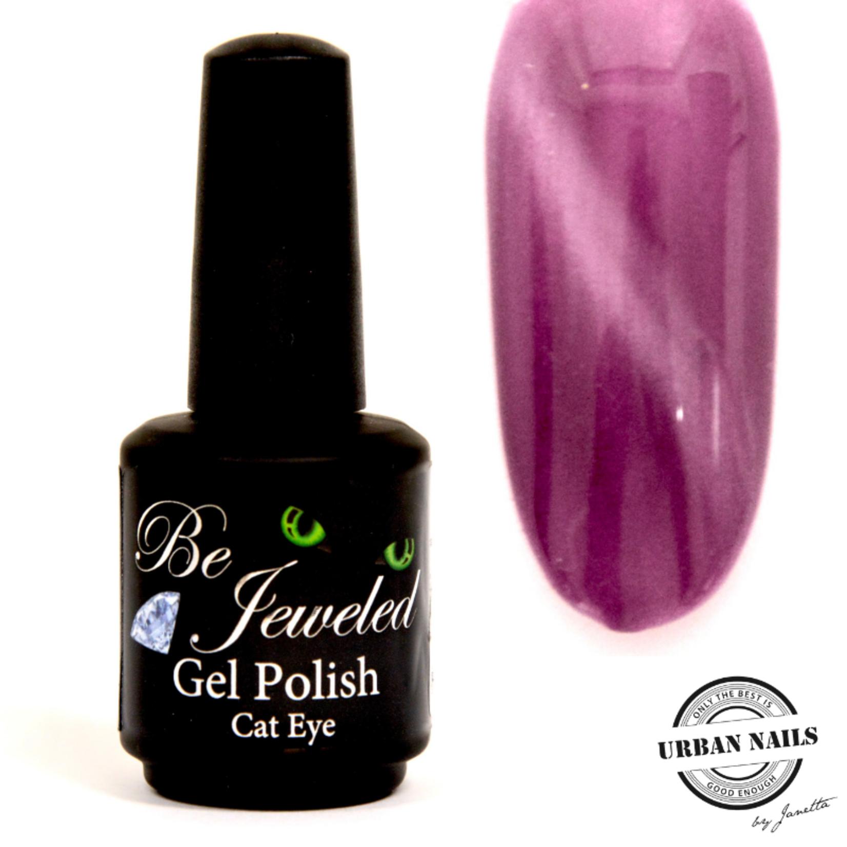 Urban Nails Be Jeweled Cateye 42 Roze