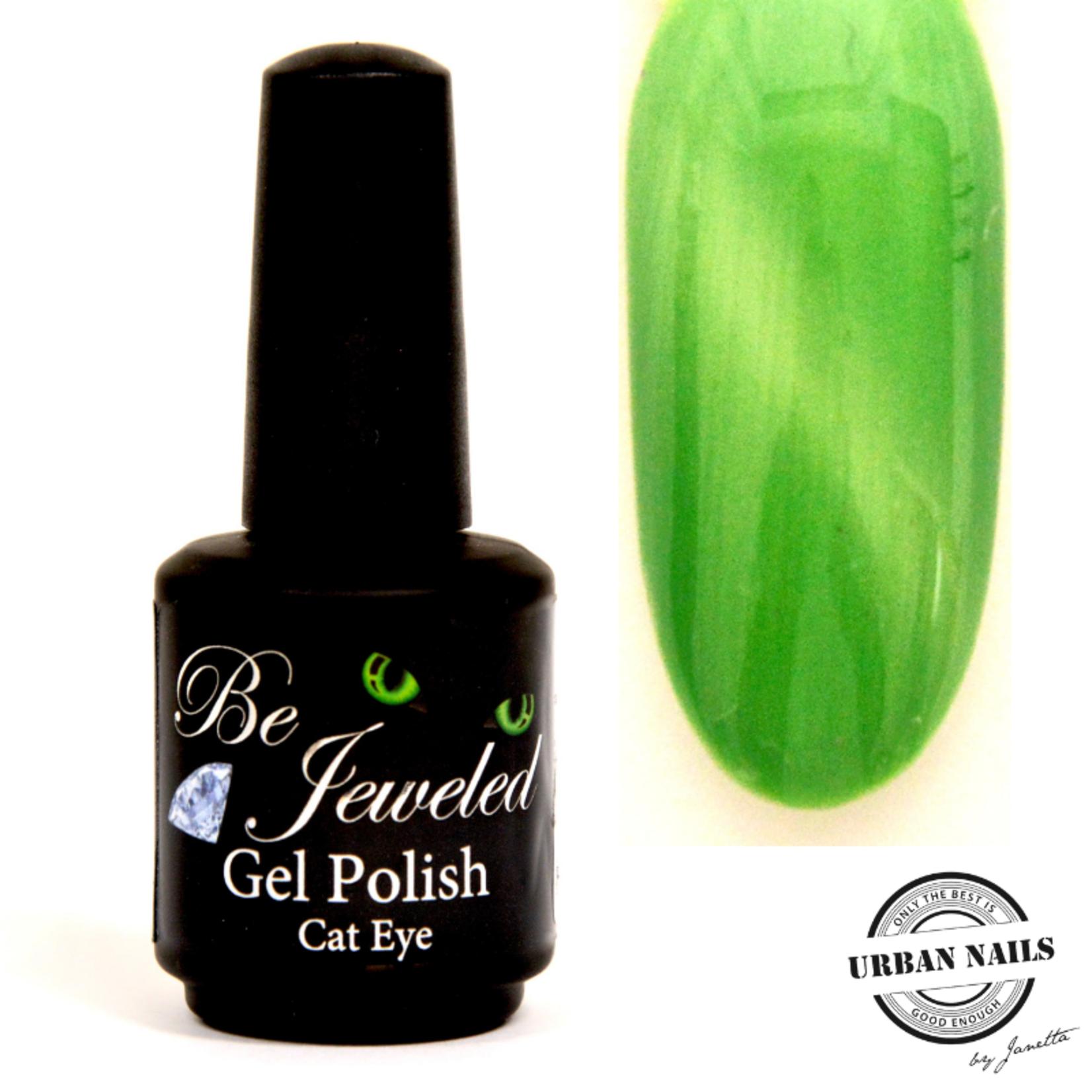 Urban Nails Be Jeweled Cateye 48 Groen