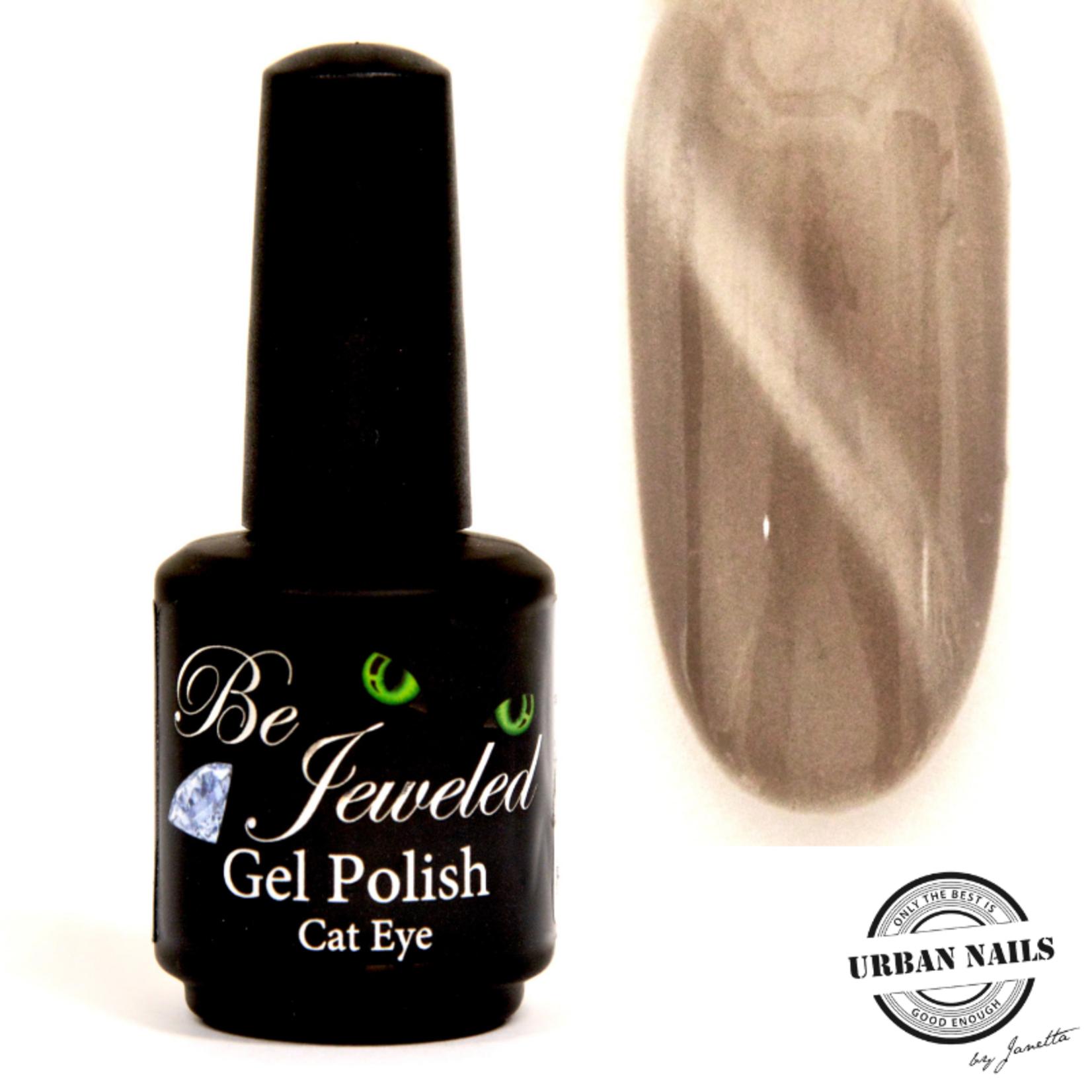 Urban Nails Be Jeweled Cateye 52  Beige