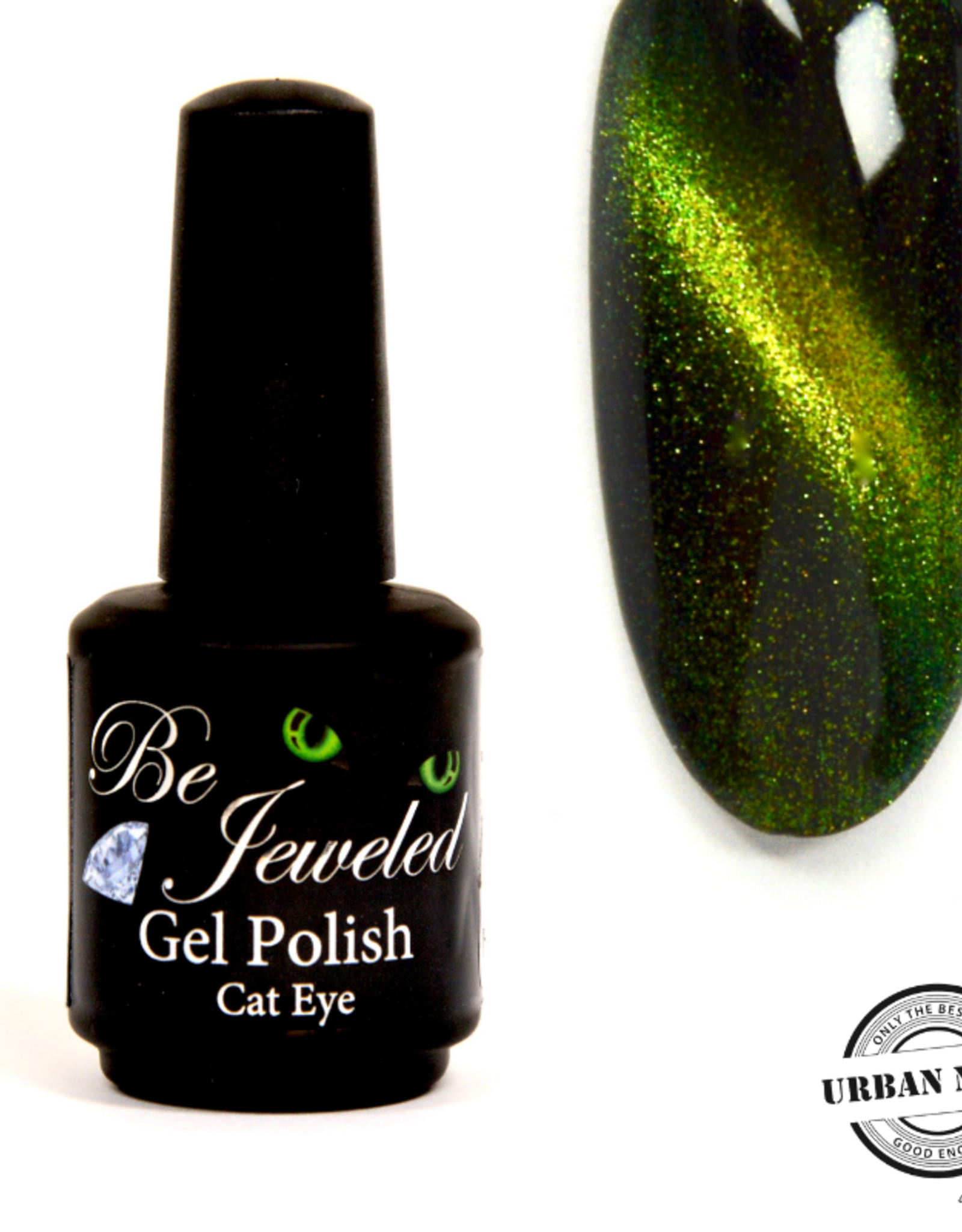 Urban Nails Be Jeweled Cateye 56