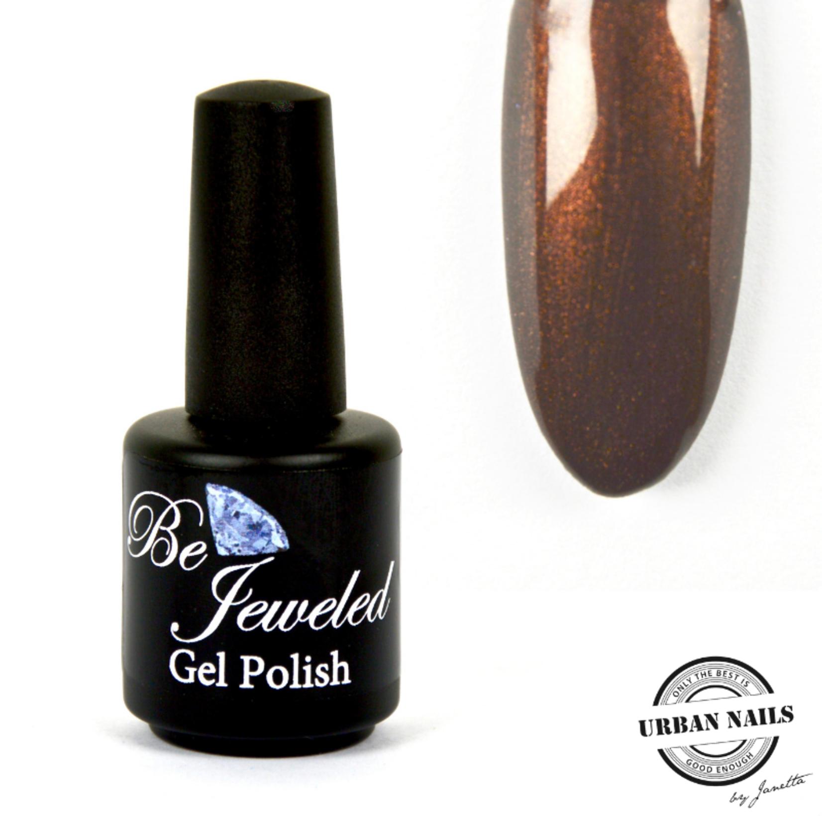 Urban Nails Be Jeweled Gelpolish 24 Bruin Met Shimmer