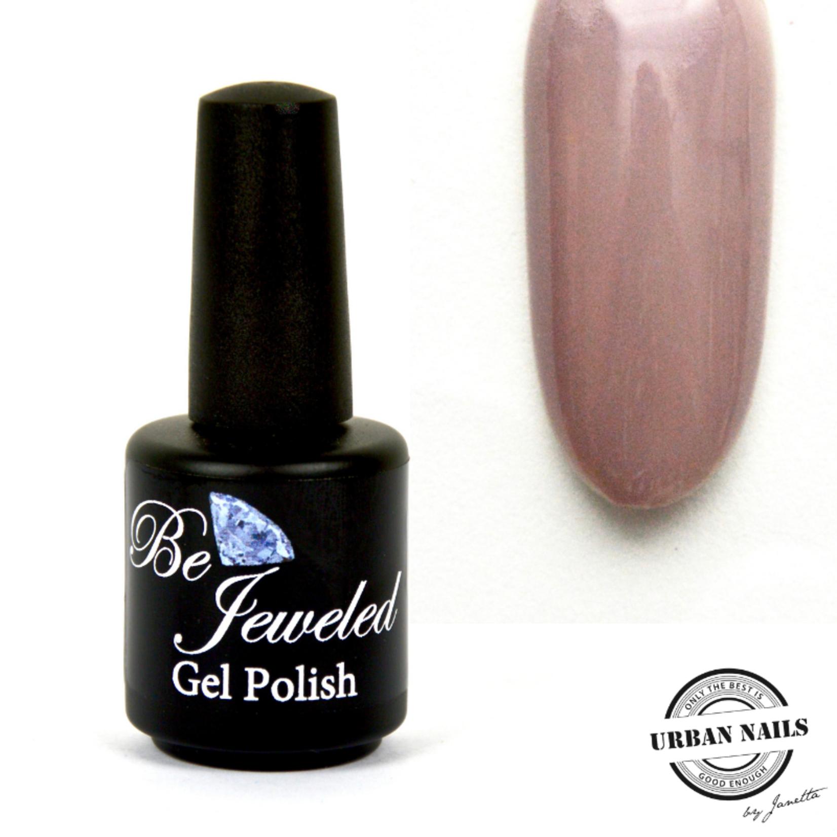 Urban Nails Be Jeweled Gelpolish 25 Parelmoer Grijs Lila