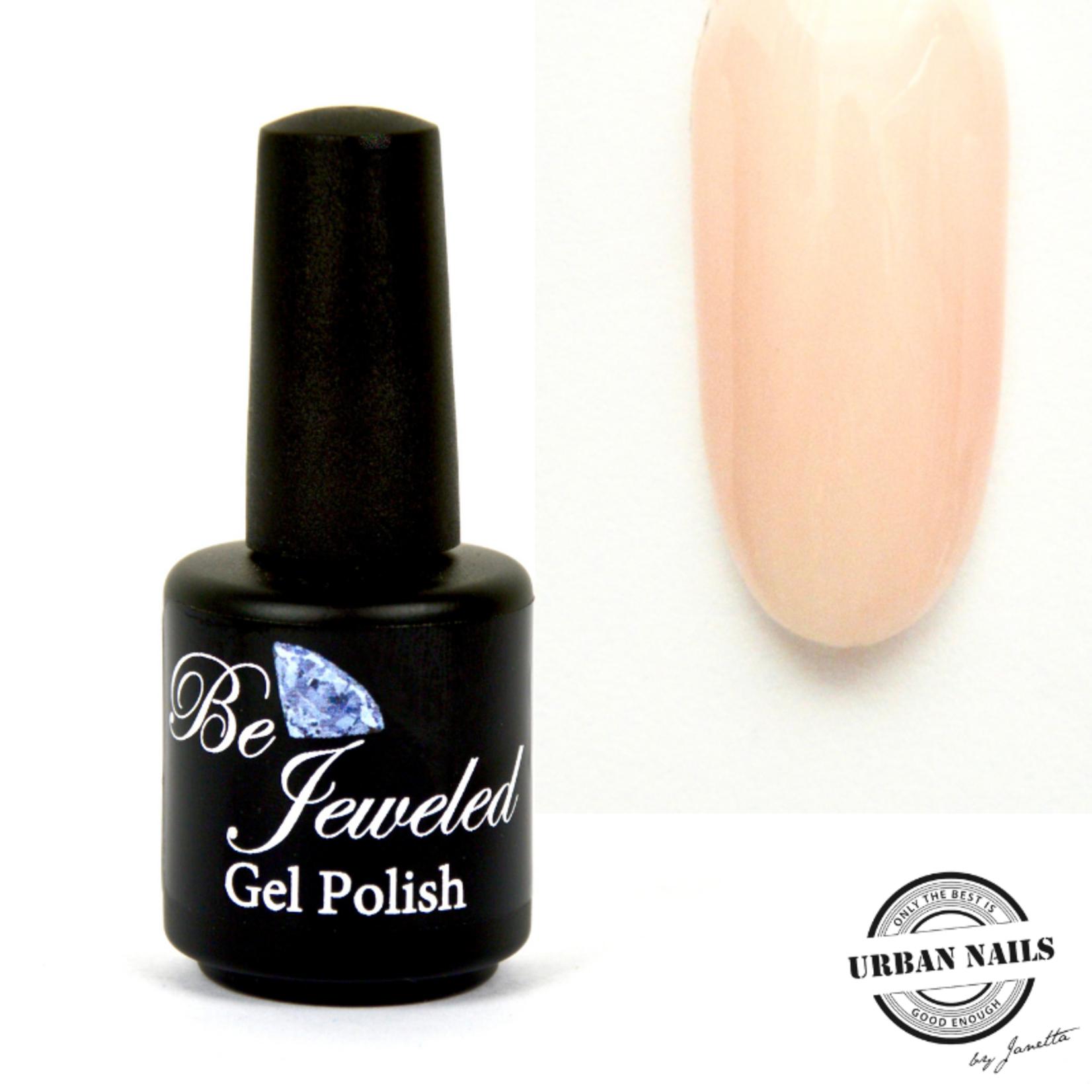Urban Nails Be Jeweled Gelpolish 03 French Manicure Pink
