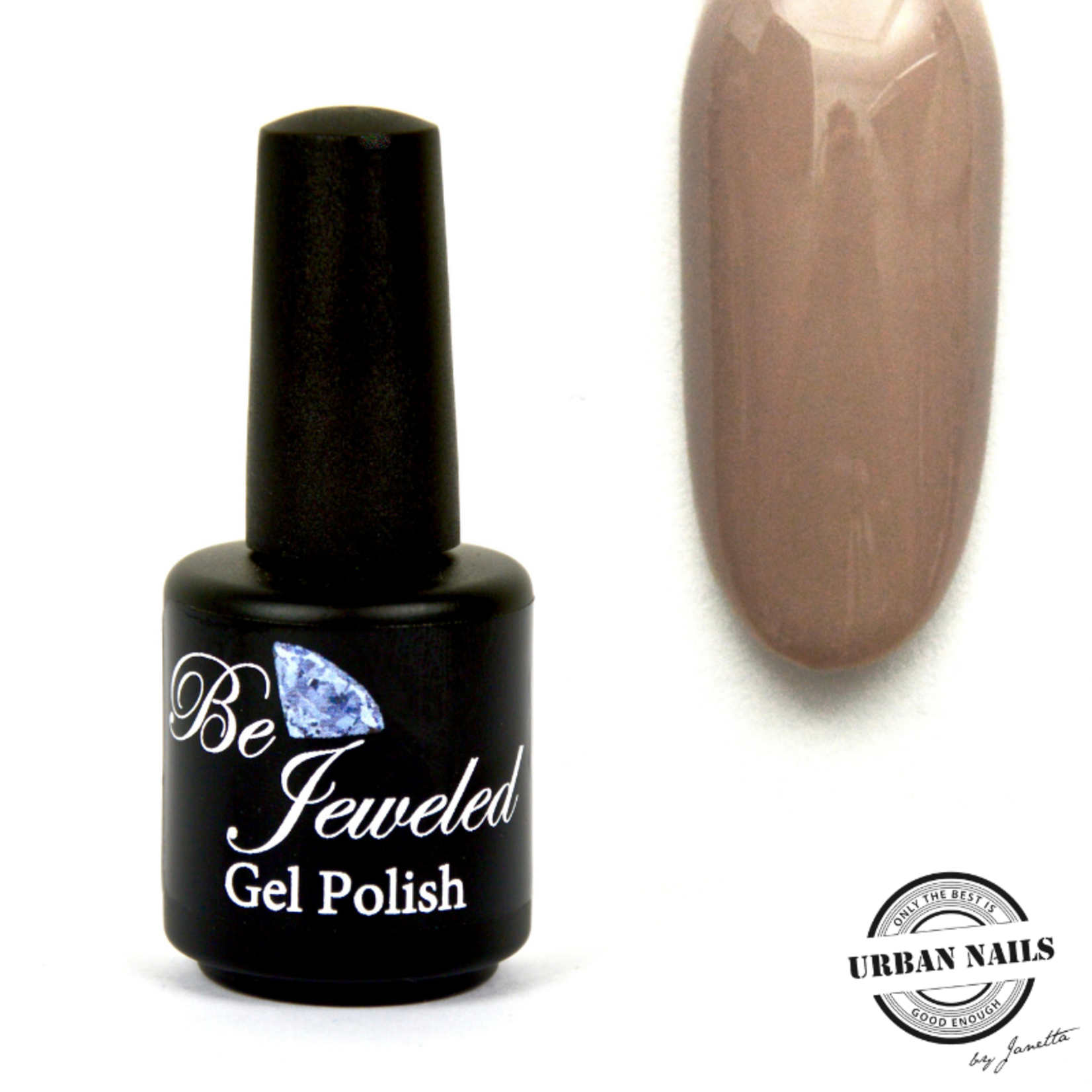 Urban Nails Be Jeweled Gelpolish 13 Bruin Grijs