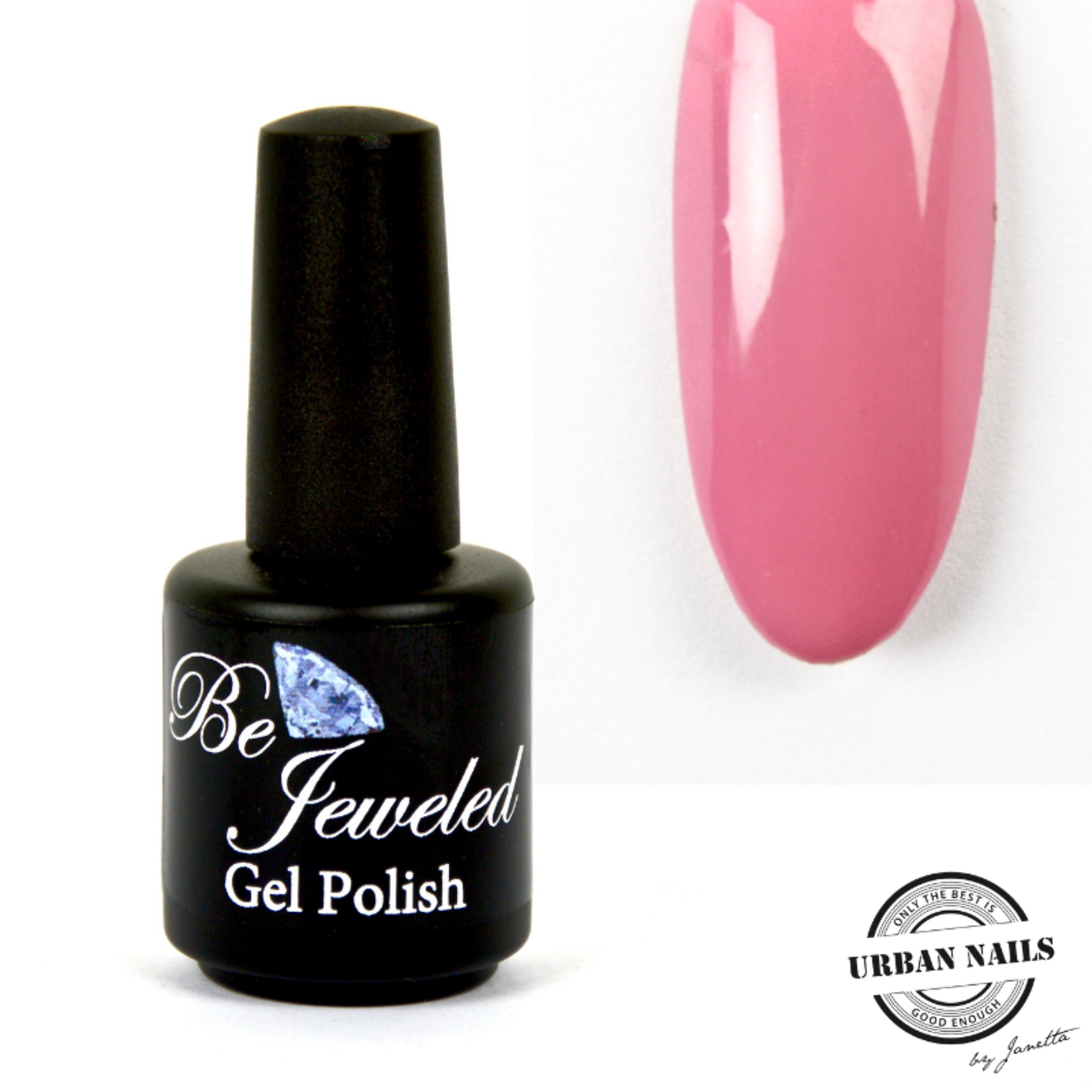Urban Nails Be Jeweled Gelpolish 26 Roze