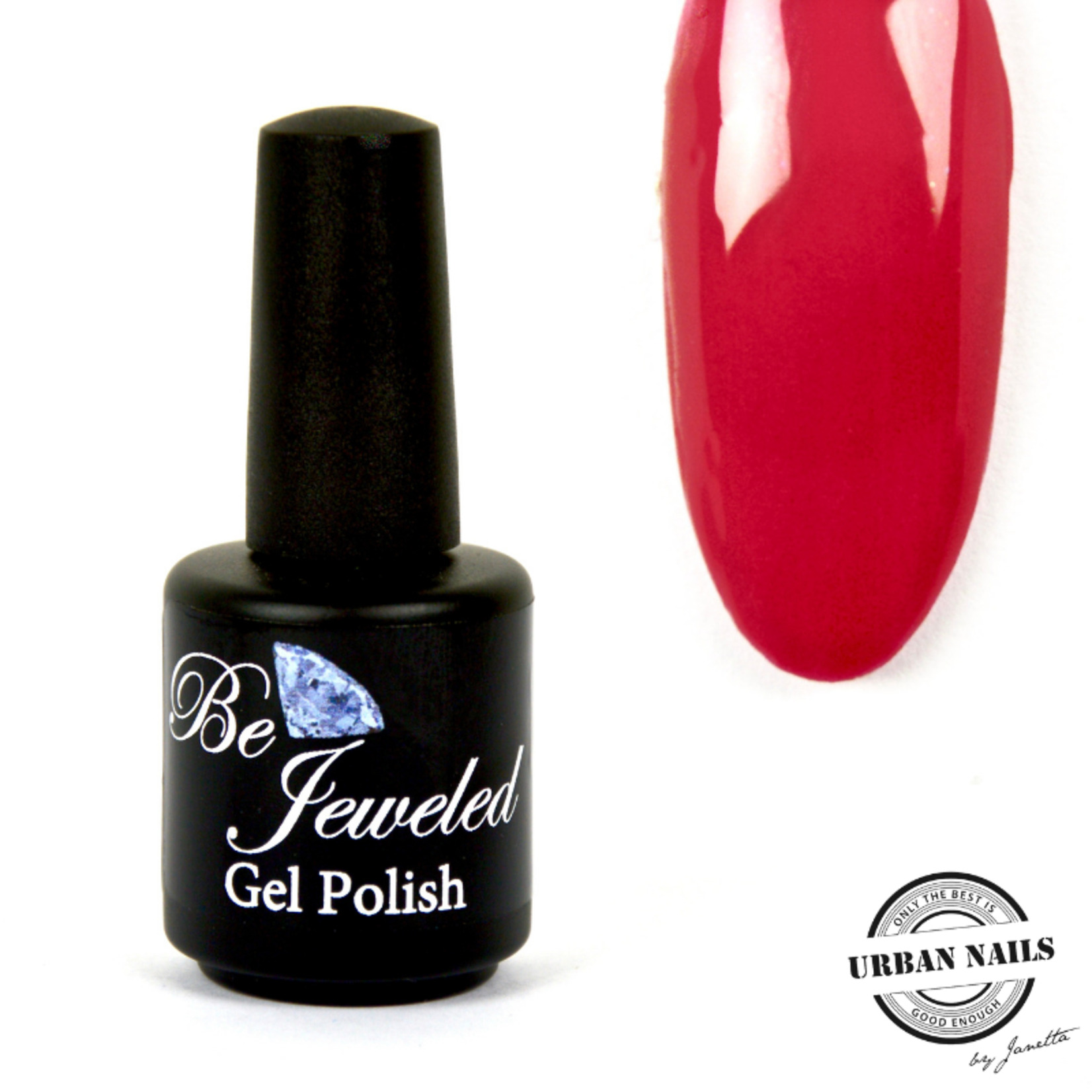 Urban Nails Be Jeweled Gelpolish 35 Helder Rood