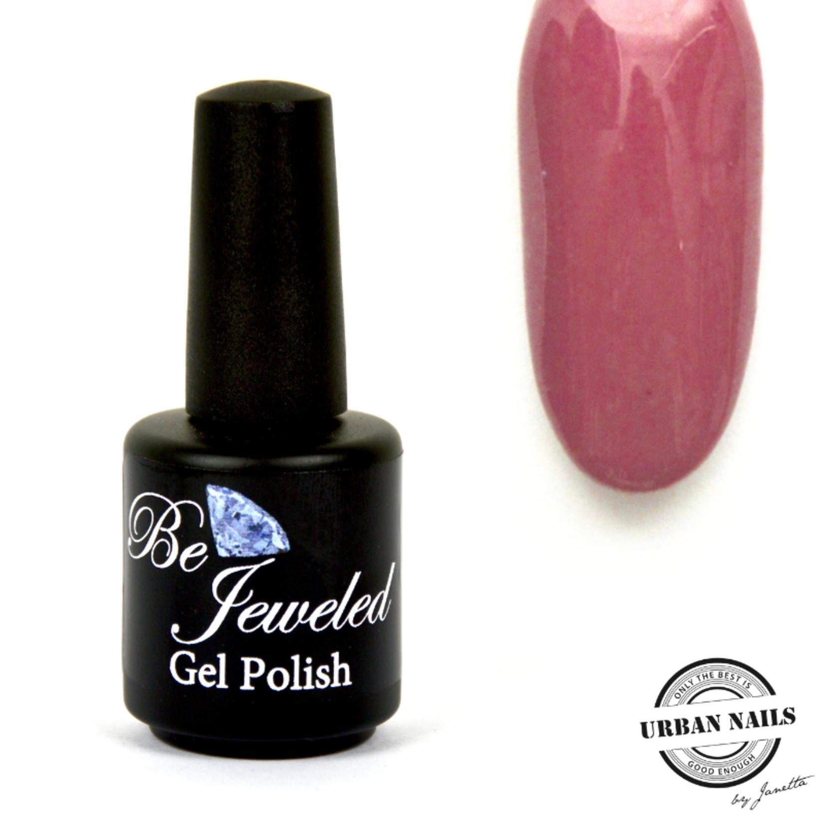 Urban Nails Be Jeweled Gelpolish 36 Oud Roze Met Shimmer