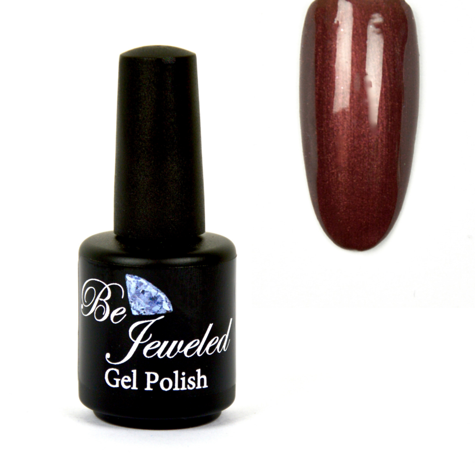 Urban Nails Be Jeweled Gelpolish 37 Bruin Met Shimmer
