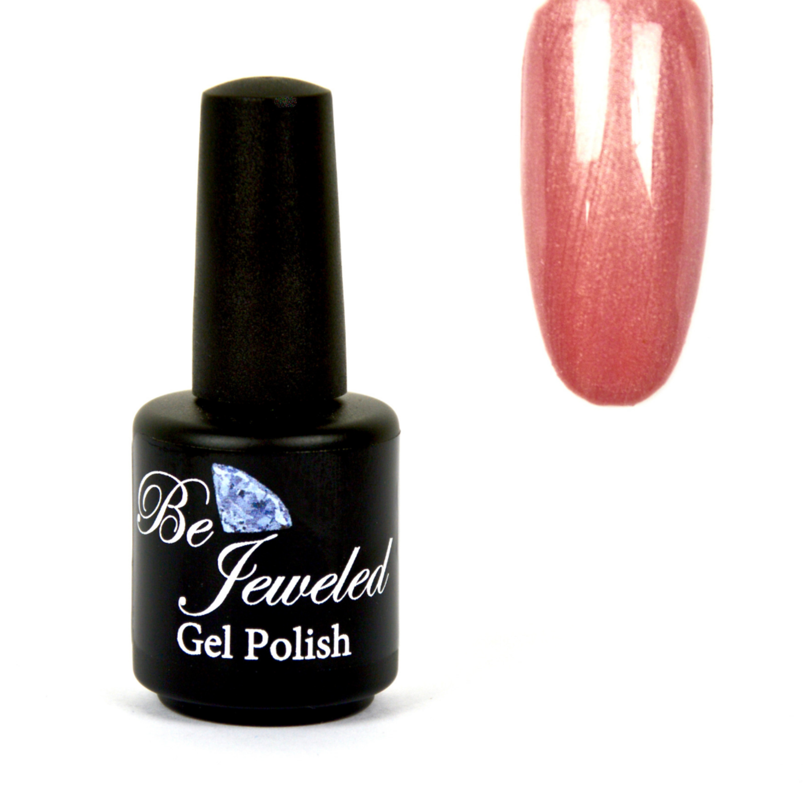 Urban Nails Be Jeweled Gelpolish 39 Oud Roze Met Shimmer
