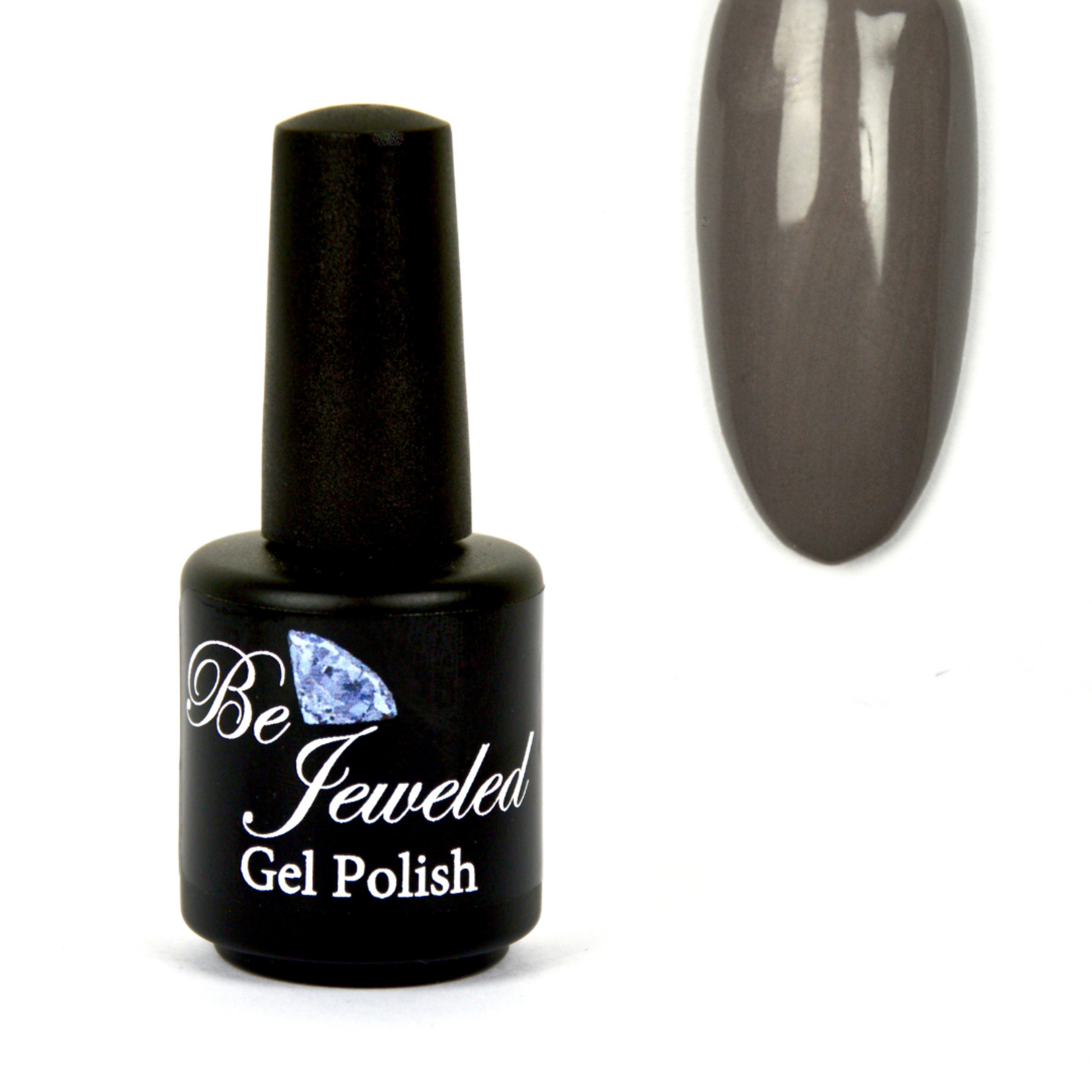 Urban Nails Be Jeweled Gelpolish 42 Grijs Bruin