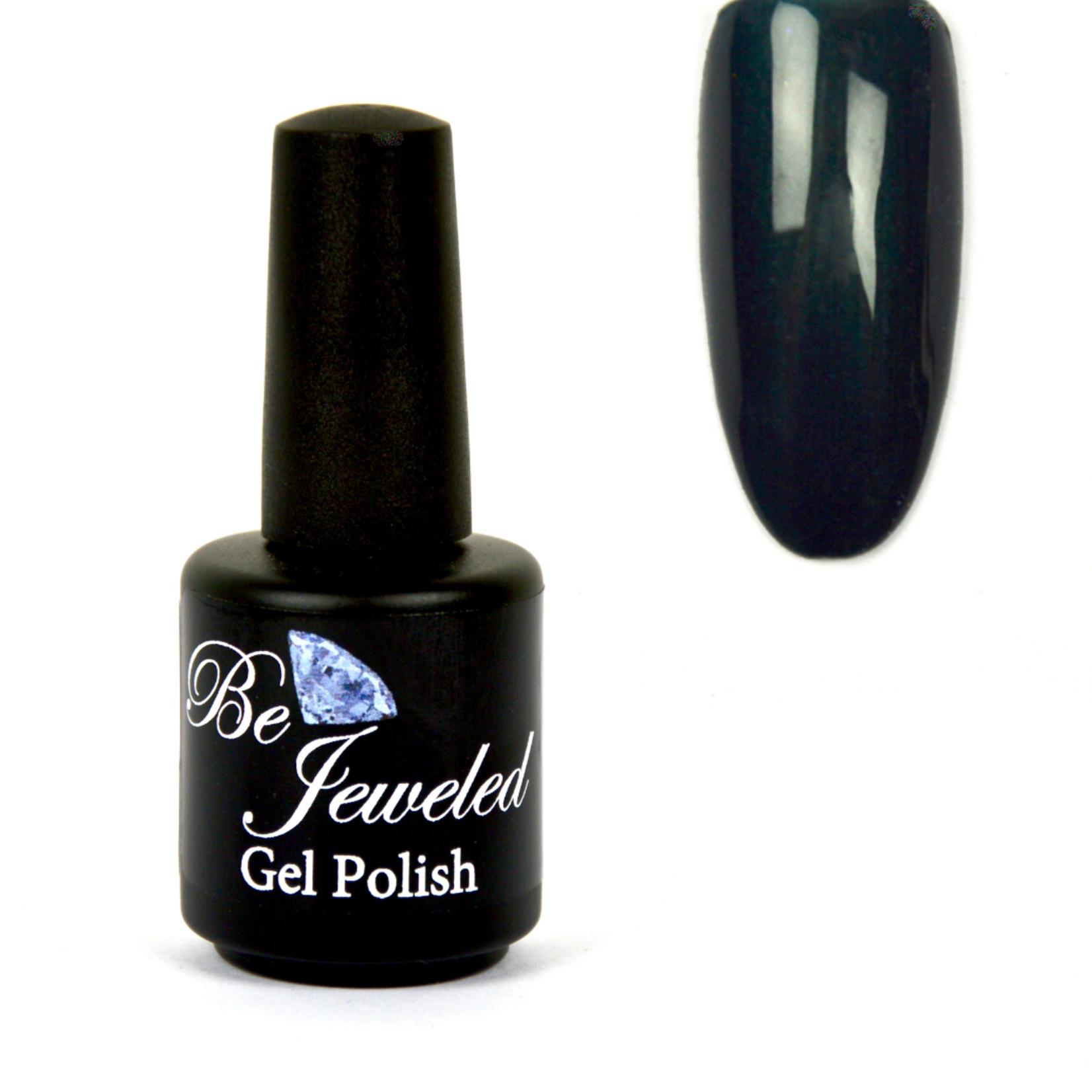 Urban Nails Be Jeweled Gelpolish 43 Donker Groen Met Shimmer