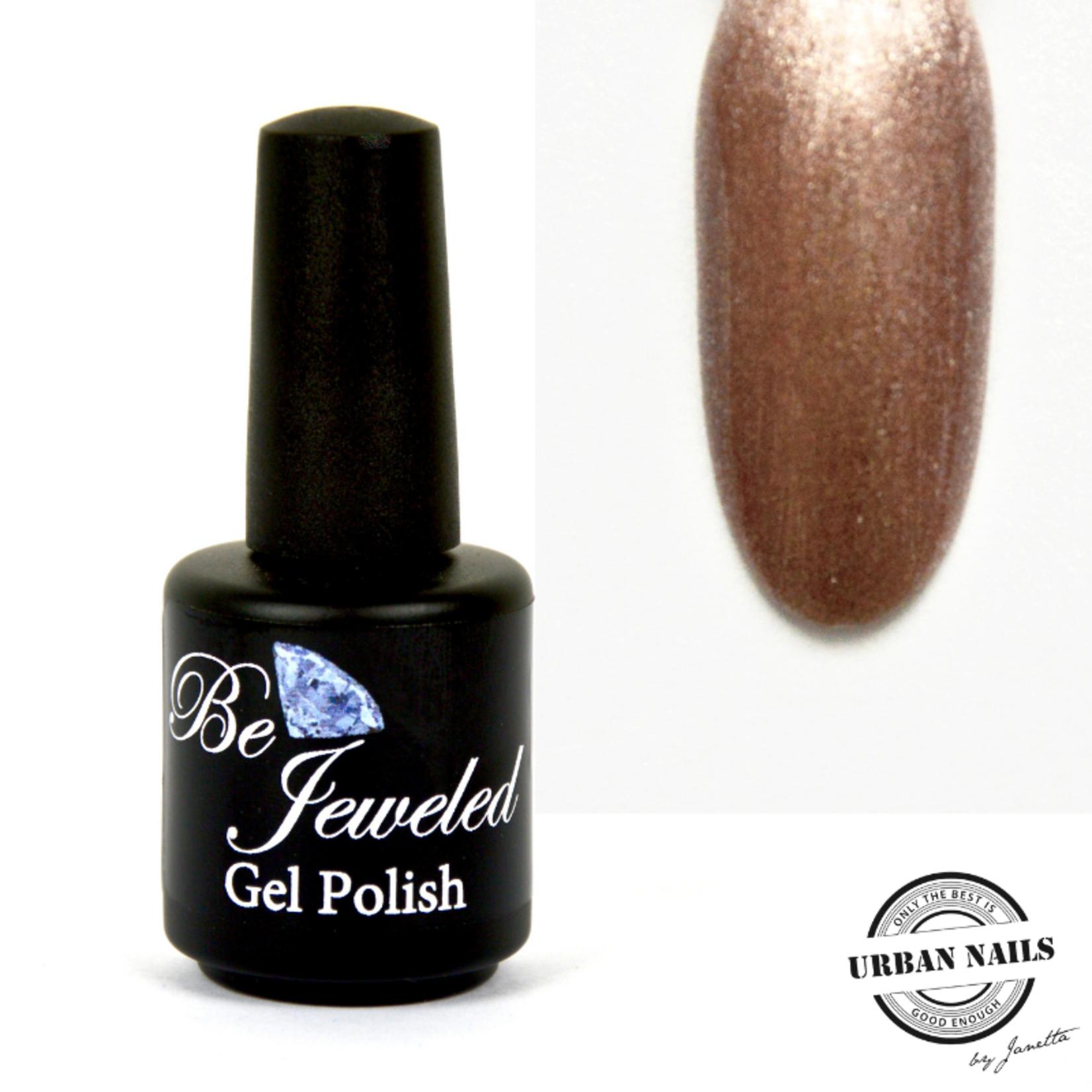 Urban Nails Be Jeweled Gelpolish 45 Brons Met Shimmer