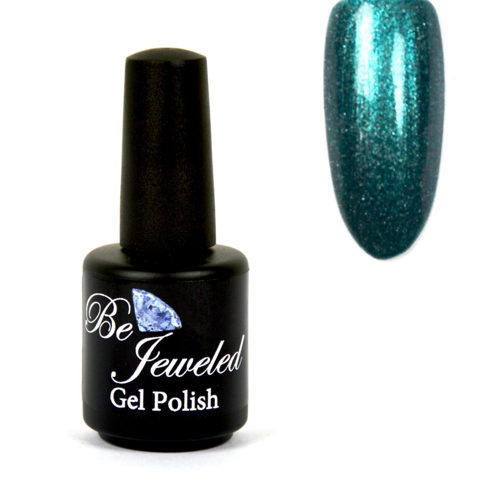 Urban Nails Be Jeweled Gelpolish 49 Groen Met Shimmer