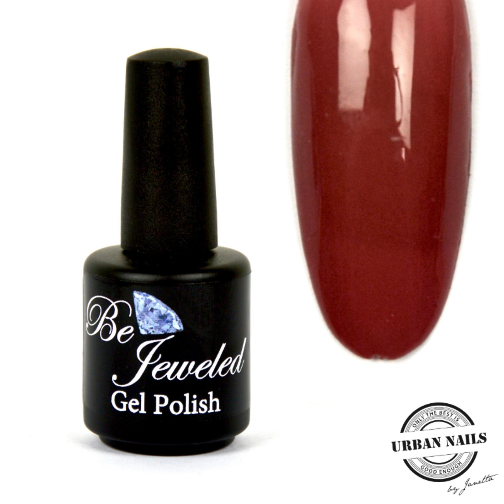 Urban Nails Be Jeweled Gelpolish 63 Kersen Rood
