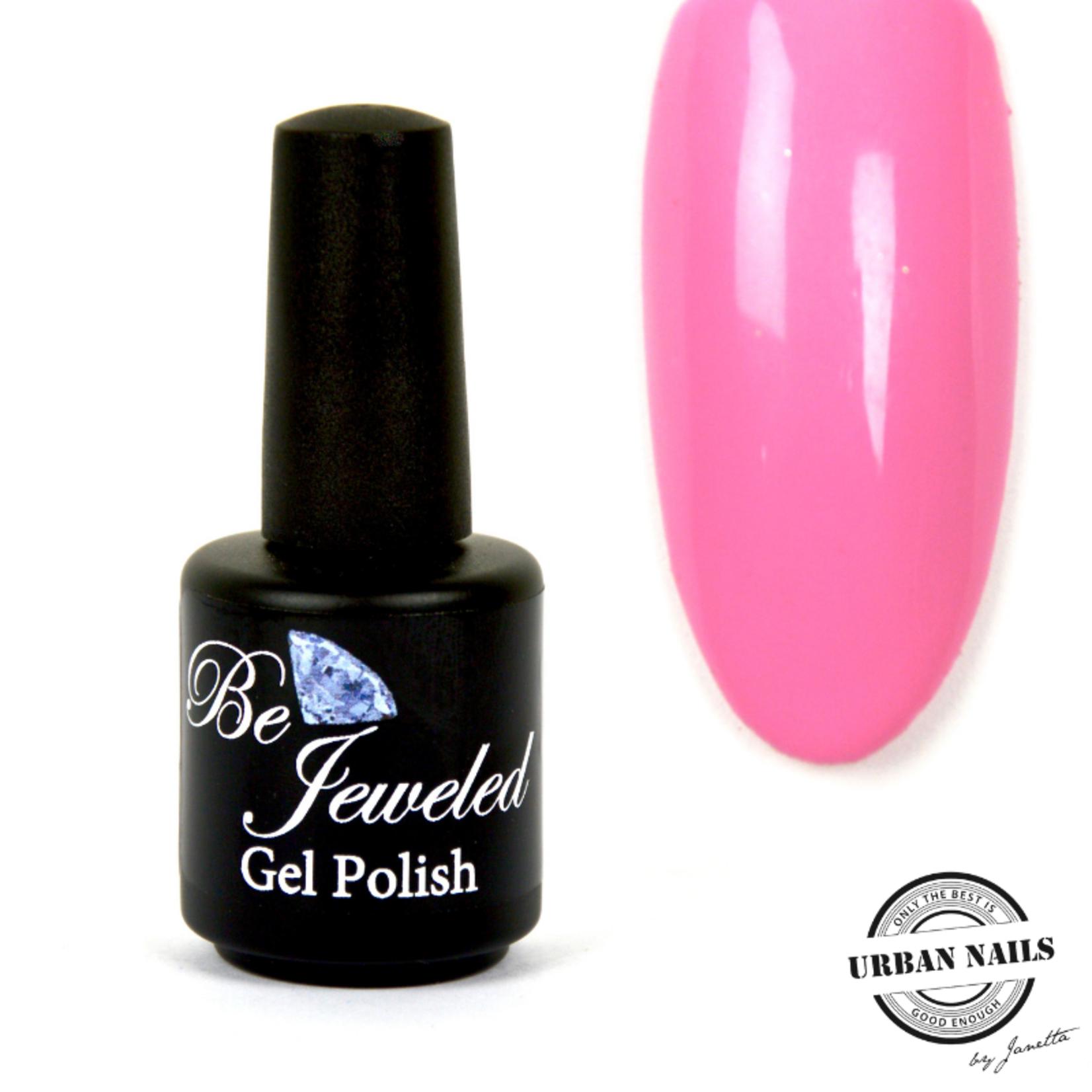 Urban Nails Be Jeweled Gelpolish 73 Fel Licht Roze