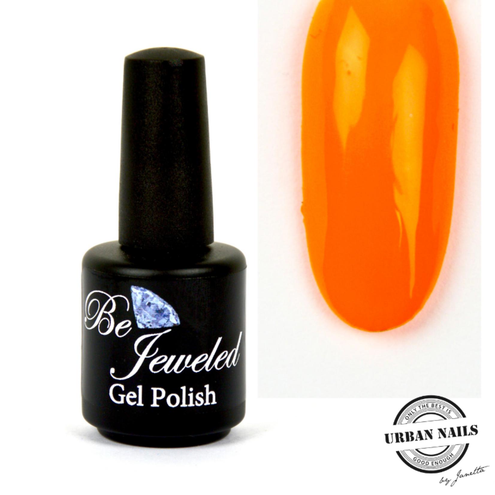Urban Nails Be Jeweled Gelpolish 77 Neon Oranje