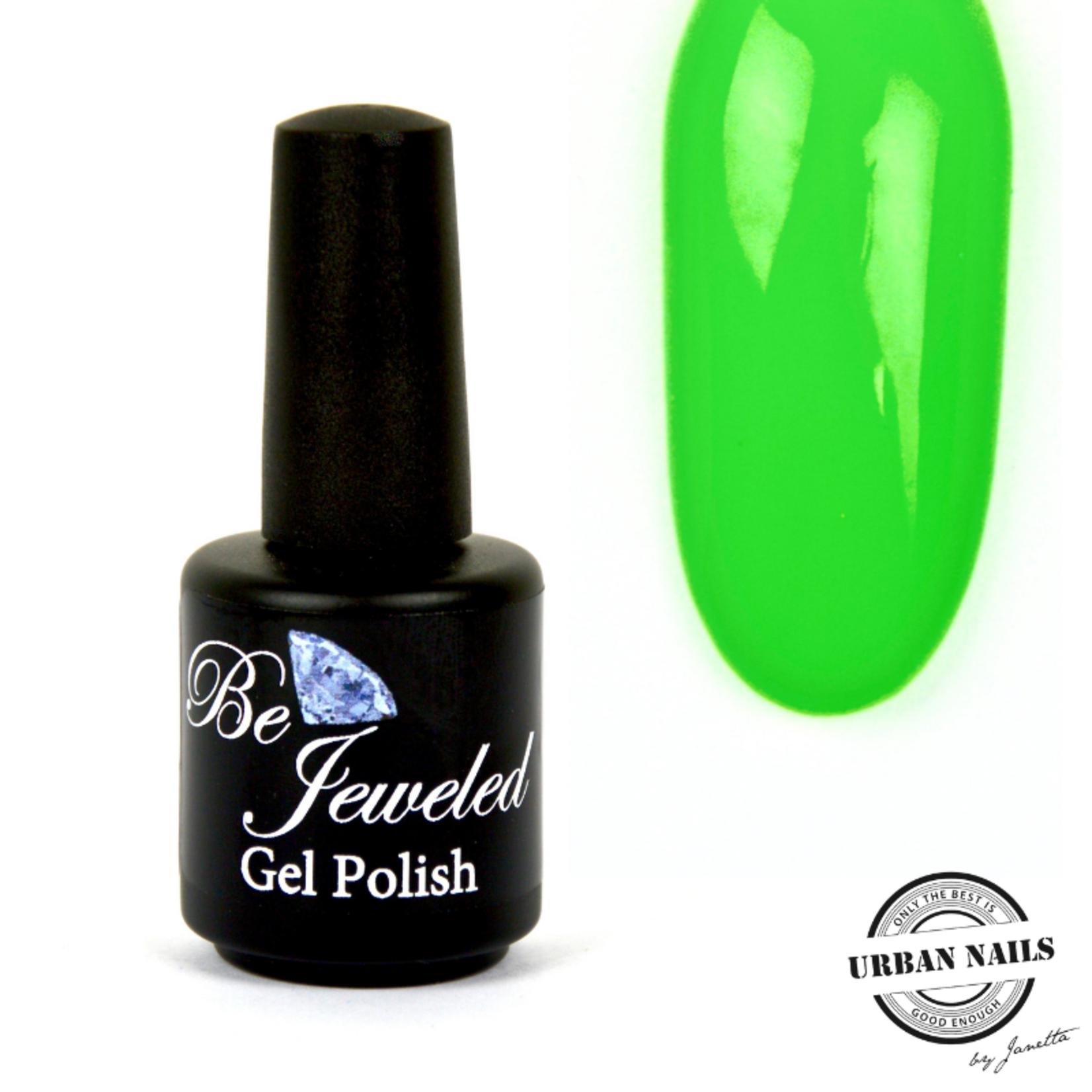 Urban Nails Be Jeweled Gelpolish 80 Neon Groen