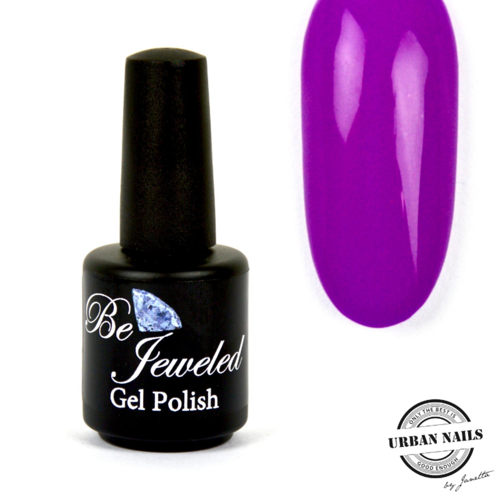 Urban Nails Be Jeweled Gelpolish 81 Neon Paars