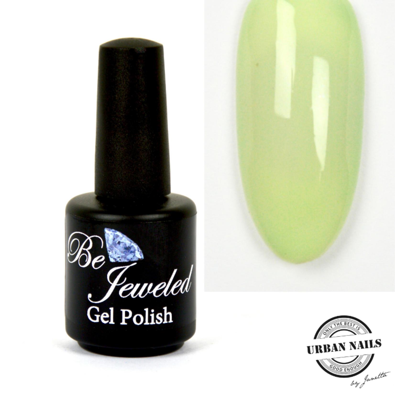 Urban Nails Be Jeweled Gelpolish 84 Mint Groen