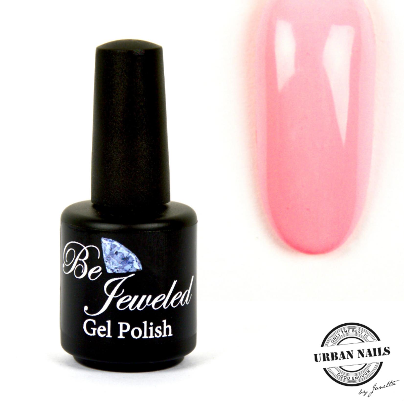 Urban Nails Be Jeweled Gelpolish 88 Pastel Licht Roze