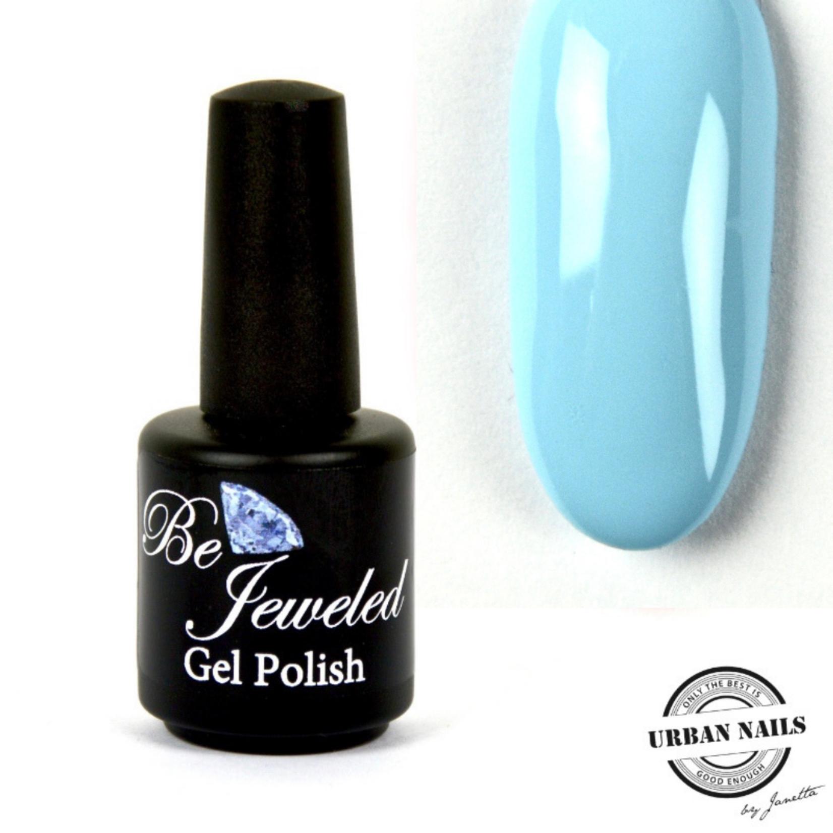 Urban Nails Be Jeweled Gelpolish 91 Baby Blauw