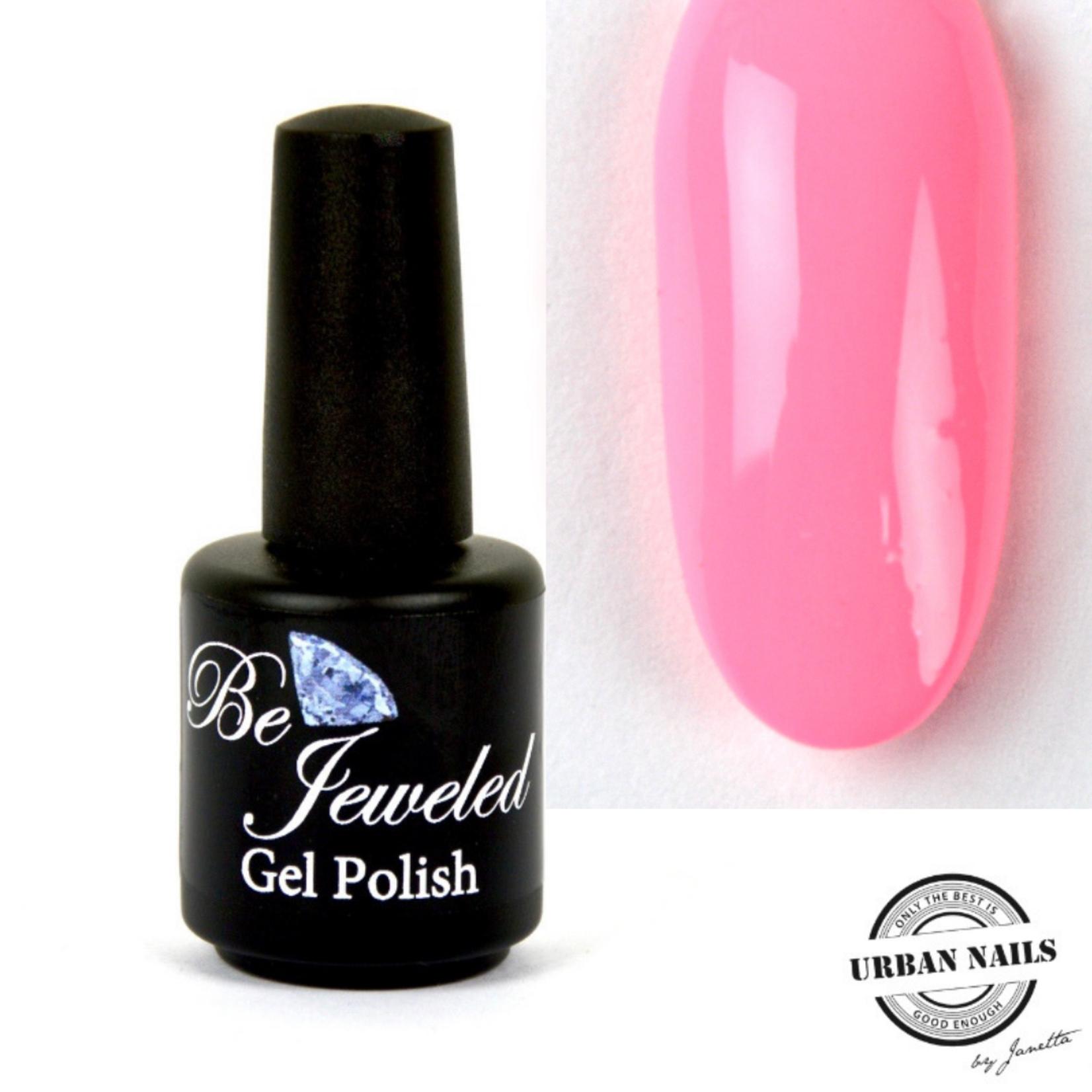 Urban Nails Be Jeweled Gelpolish 93 Pastel Donker Roze