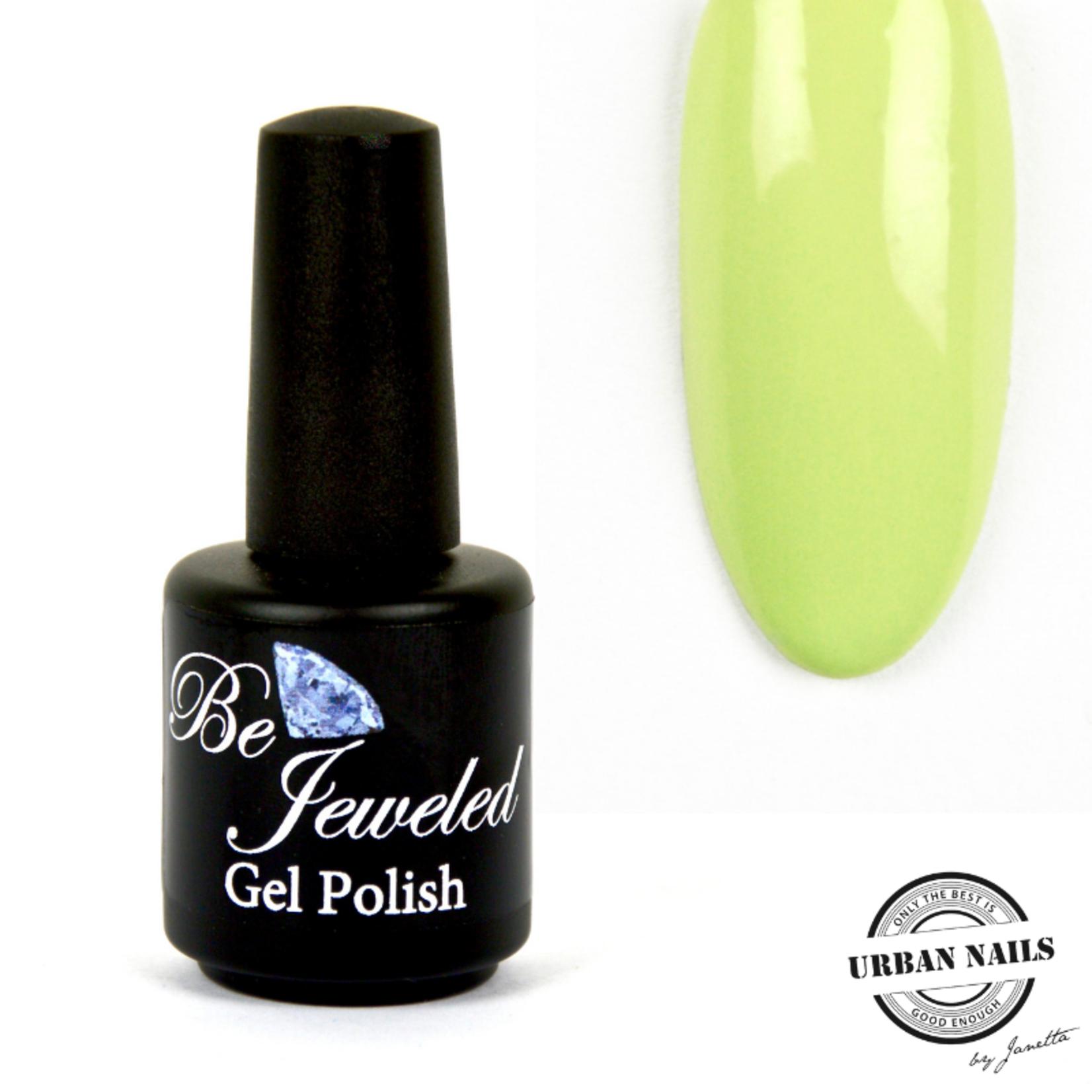 Urban Nails Be Jeweled Gelpolish 96 Pastel Groen