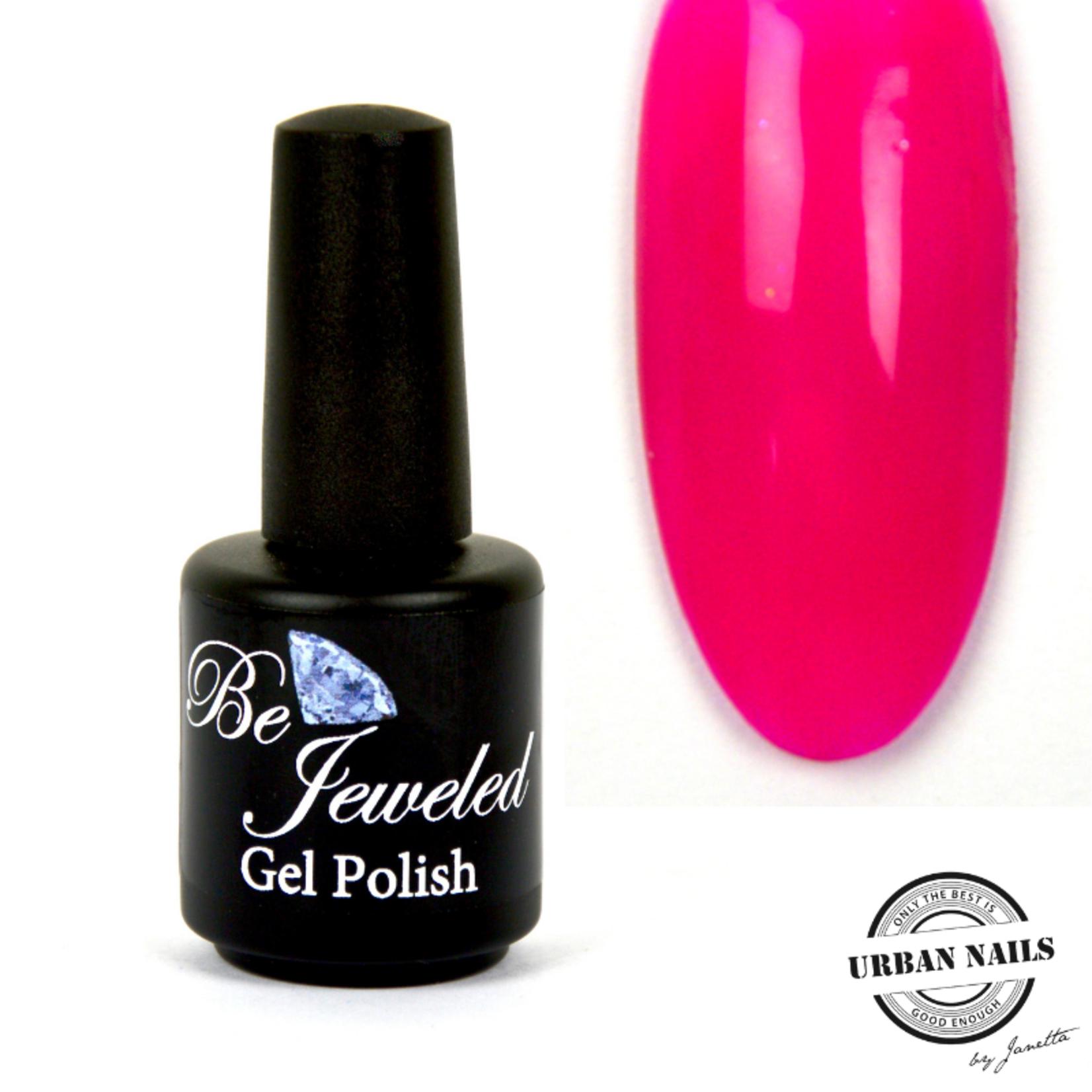 Urban Nails Be Jeweled Gelpolish 115 Fel Roze
