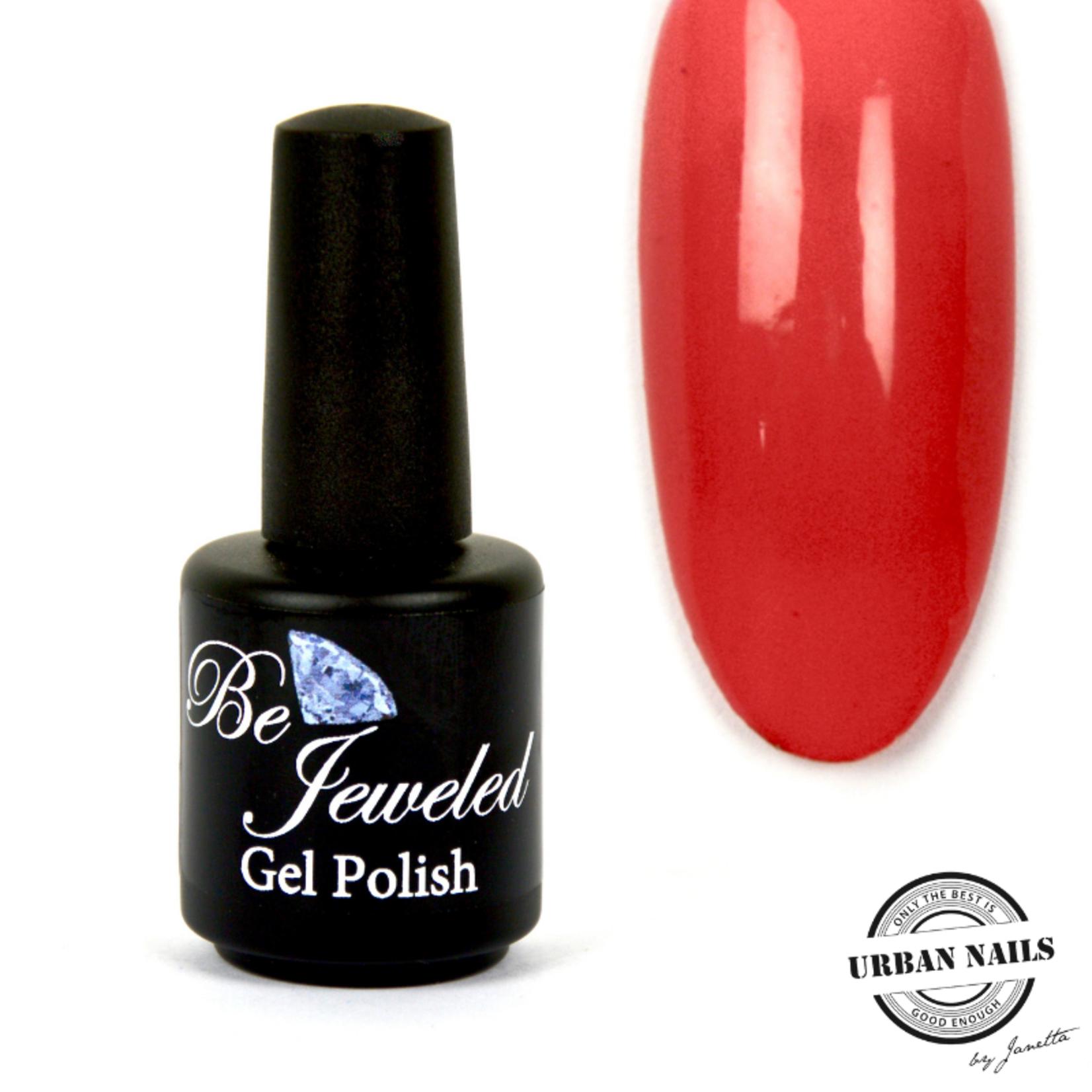 Urban Nails Be Jeweled Gelpolish 116 Koraal