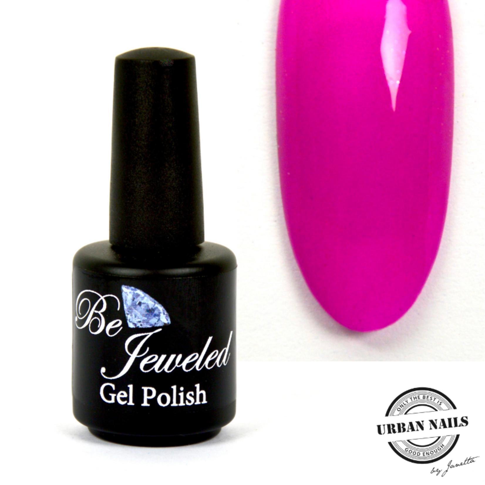 Urban Nails Be Jeweled Gelpolish 120 Fel Roze