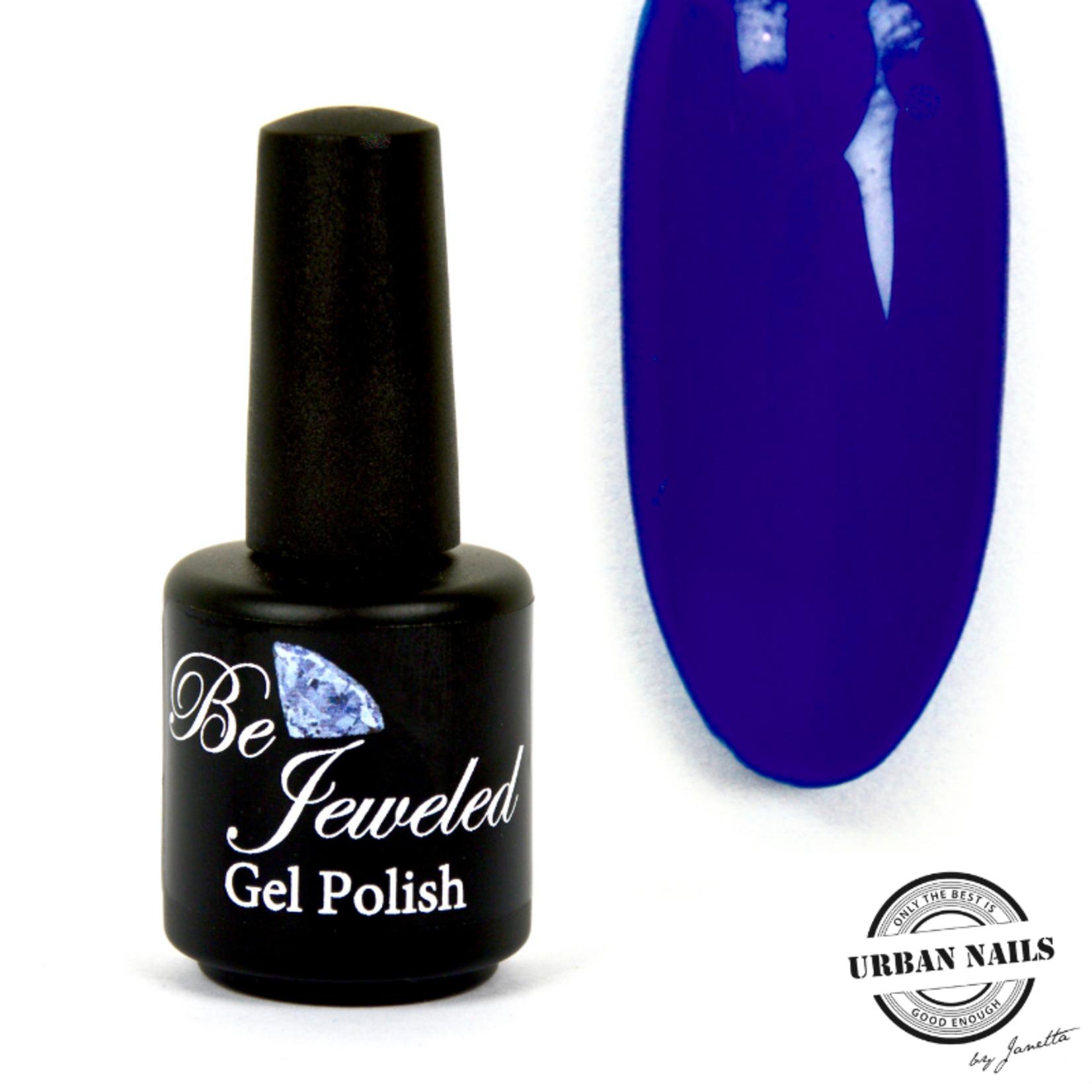 Urban Nails Be Jeweled Gelpolish 123 Blauw