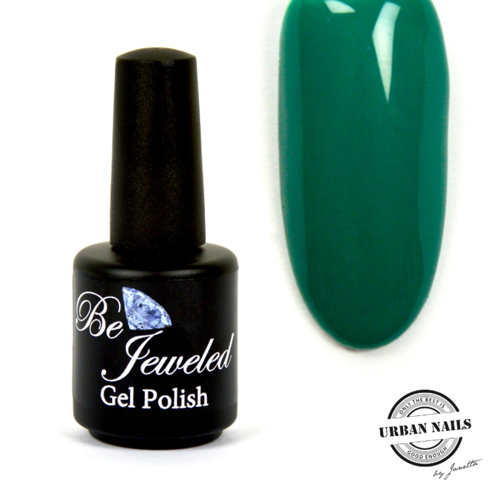 Urban Nails Be Jeweled Gelpolish 125 Groen